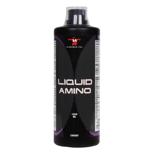 Artikel| 8717056270531 - M Double You Liquid Amino - 1000ml - Kersen