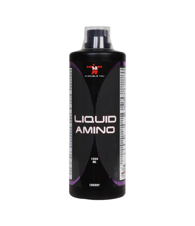 Artikel| 8717056270531 - M Double You Liquid Amino - 1000ml - Kersen