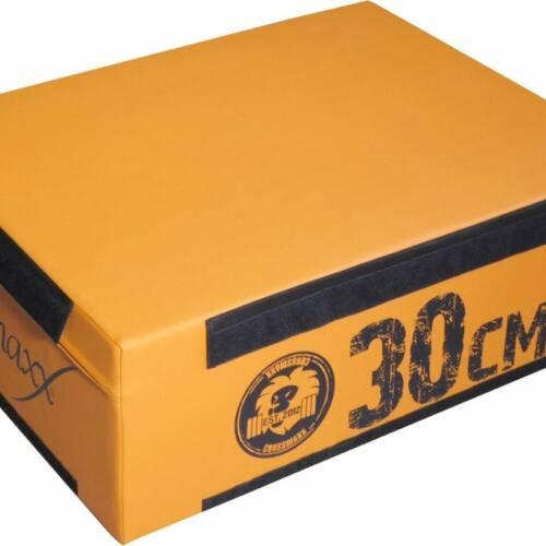 Crossmaxx Soft Plyo Box - 30cm hoog
