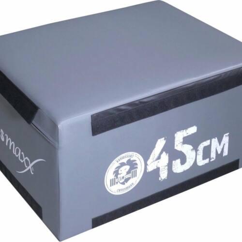 Crossmaxx Soft Plyo Box - 45cm hoog