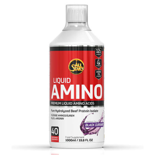 All Stars Liquid Amino 1000ml - Extra geconcentreerd