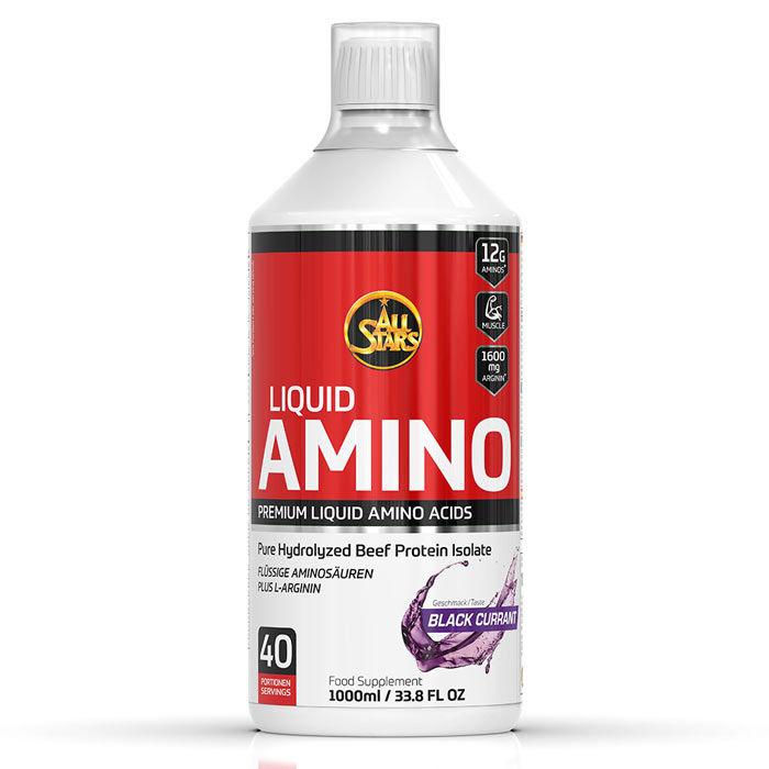 All Stars Liquid Amino 1000ml - Extra geconcentreerd