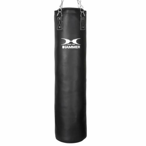 Hammer Bokszak, Kunstleer, Black Kick 180x35 cm