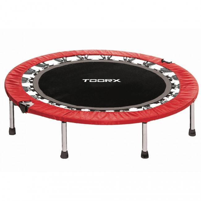 Toorx Inklapbare Fitnesstrampoline diameter 122cm