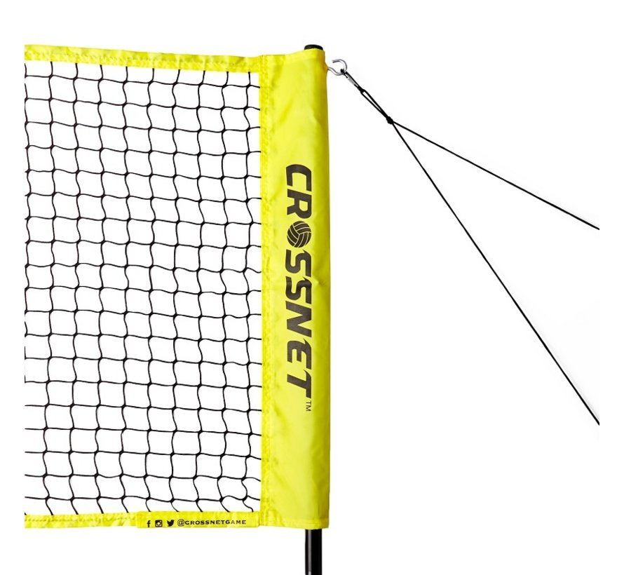Hammer Crossnet Volleybal Net Four Square 3