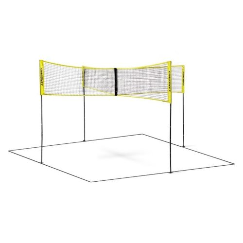 Hammer Crossnet Volleybal Net Four Square