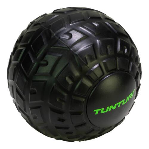 Tunturi-massagebal-12cm-zwart-jokasport