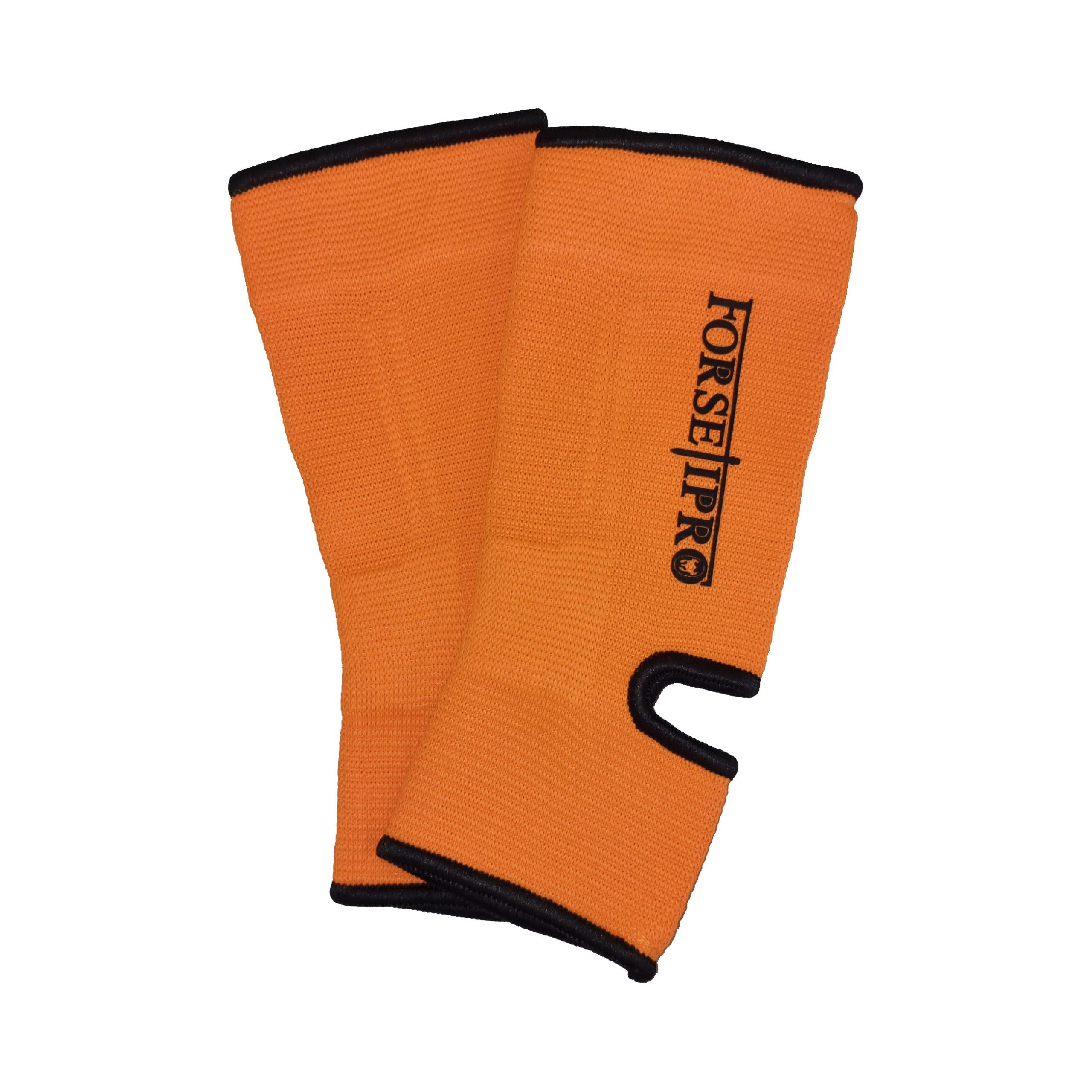 Forseti Pro Enkelkousen B-Stock – Oranje met zwart 1
