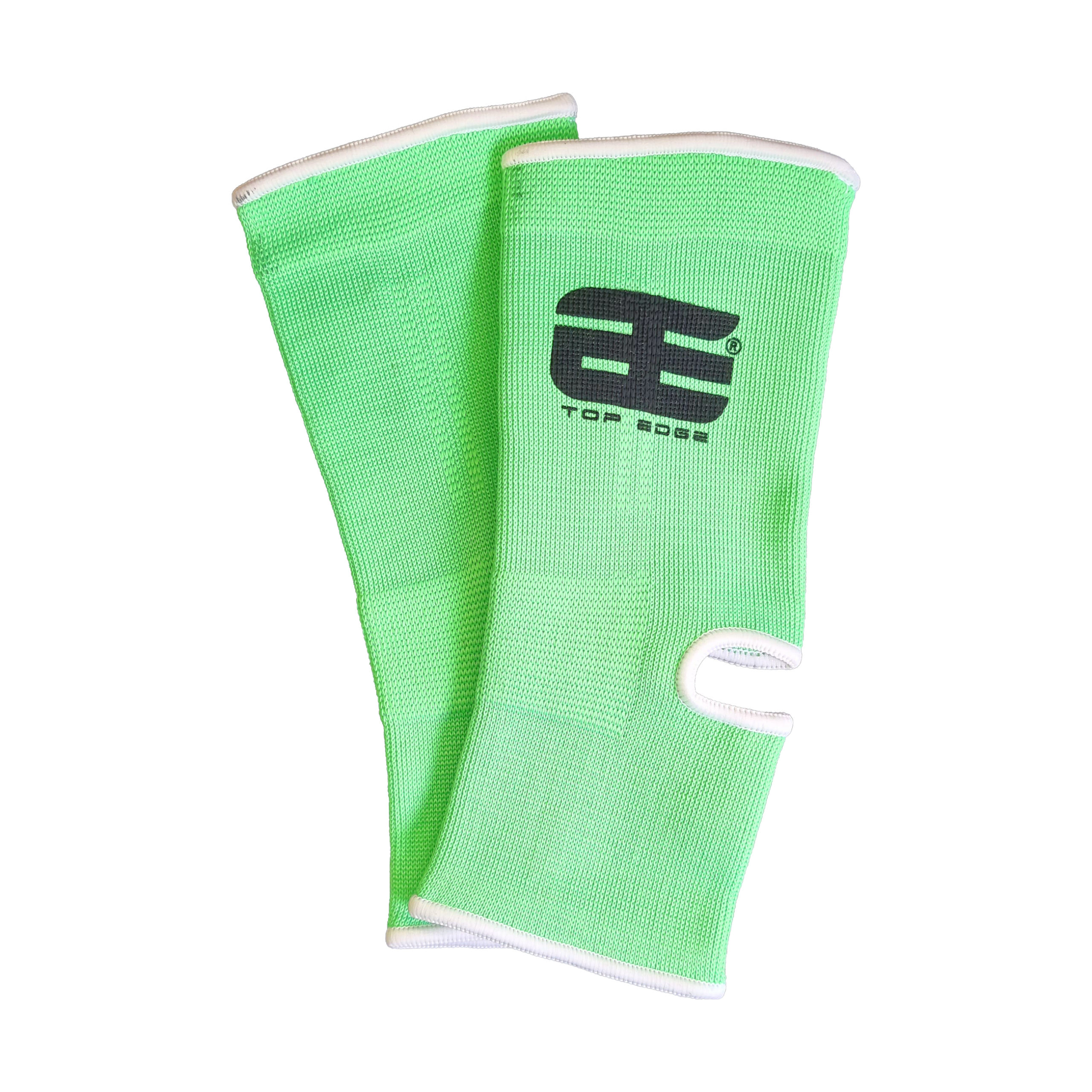 Top Edge Enkelkousen B-Stock - Neon groen
