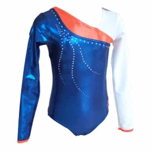 Turnpak TS Cartagena blauw//wit/oranje