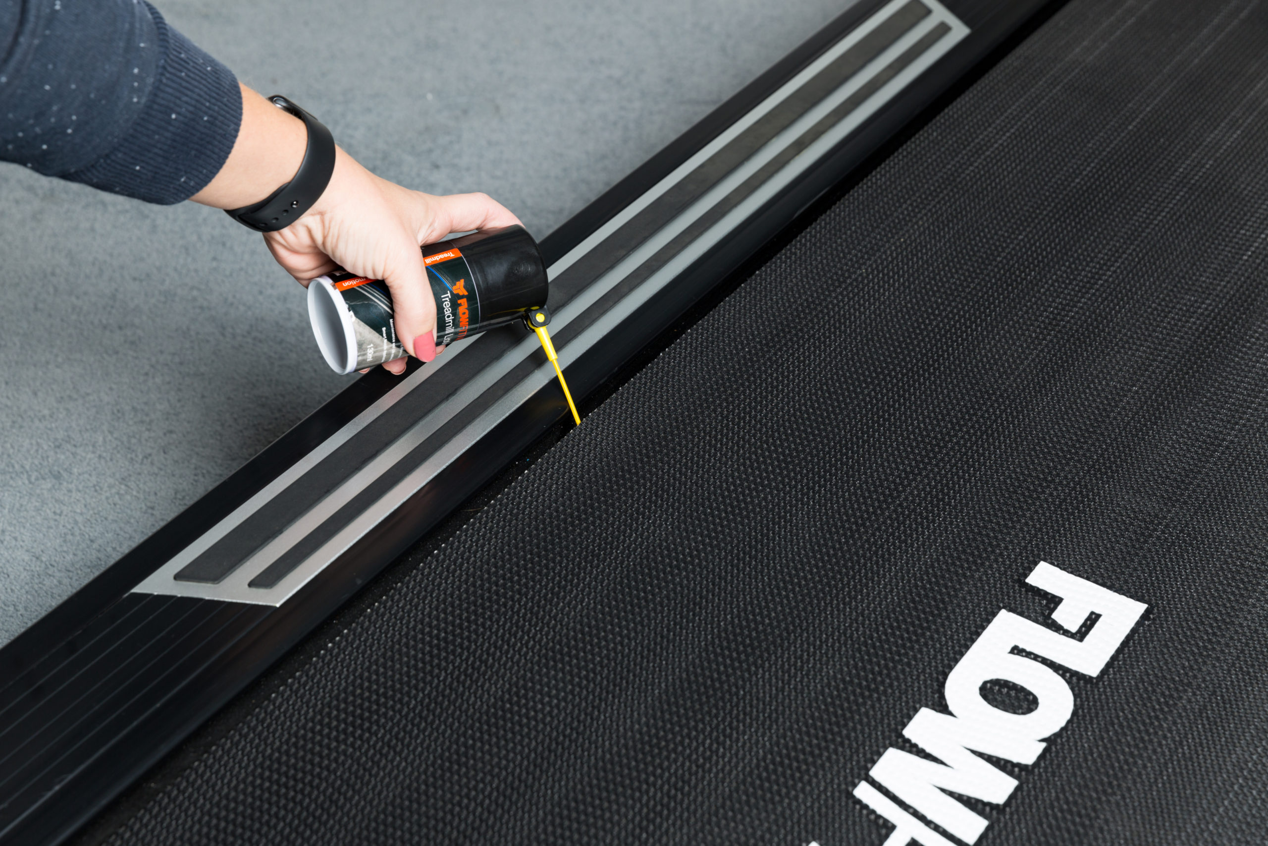 Flow Fitness Tabel Treadmill Lotion 130 ml 3