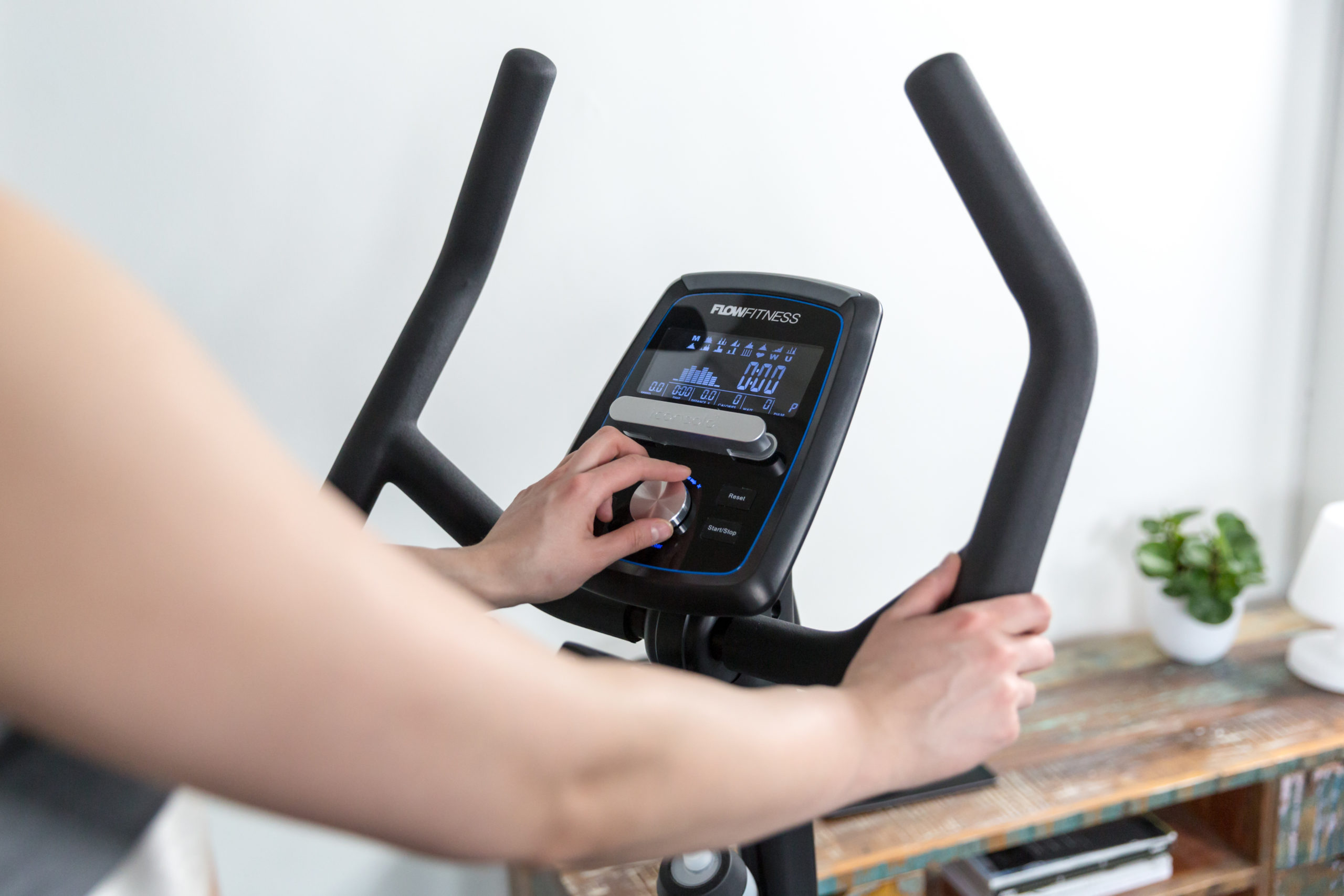Flow Fitness Tabel PERFORM B2i Ergometer 22