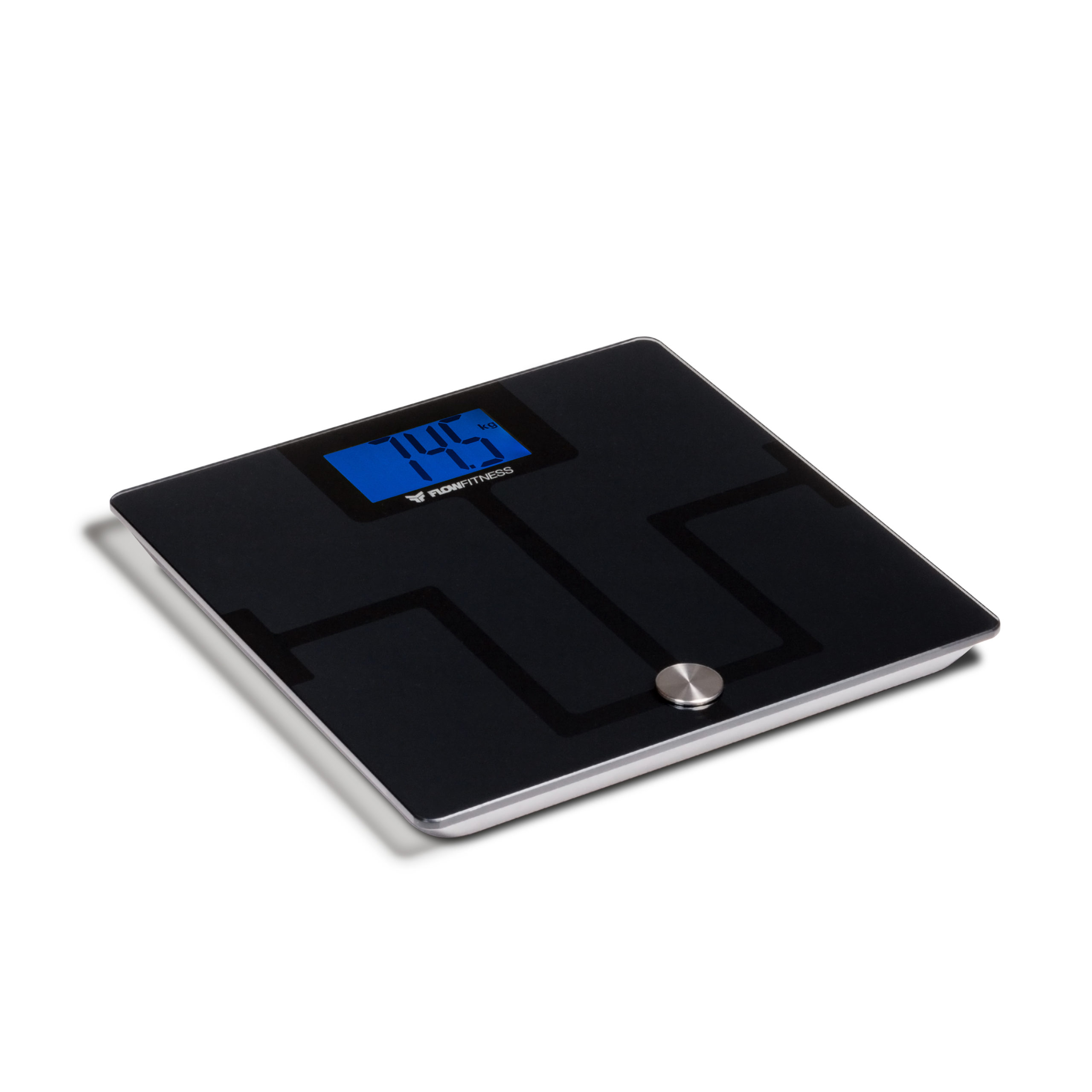 Flow Fitness Tabel Blue Tooth Body Analyser Scale BS50