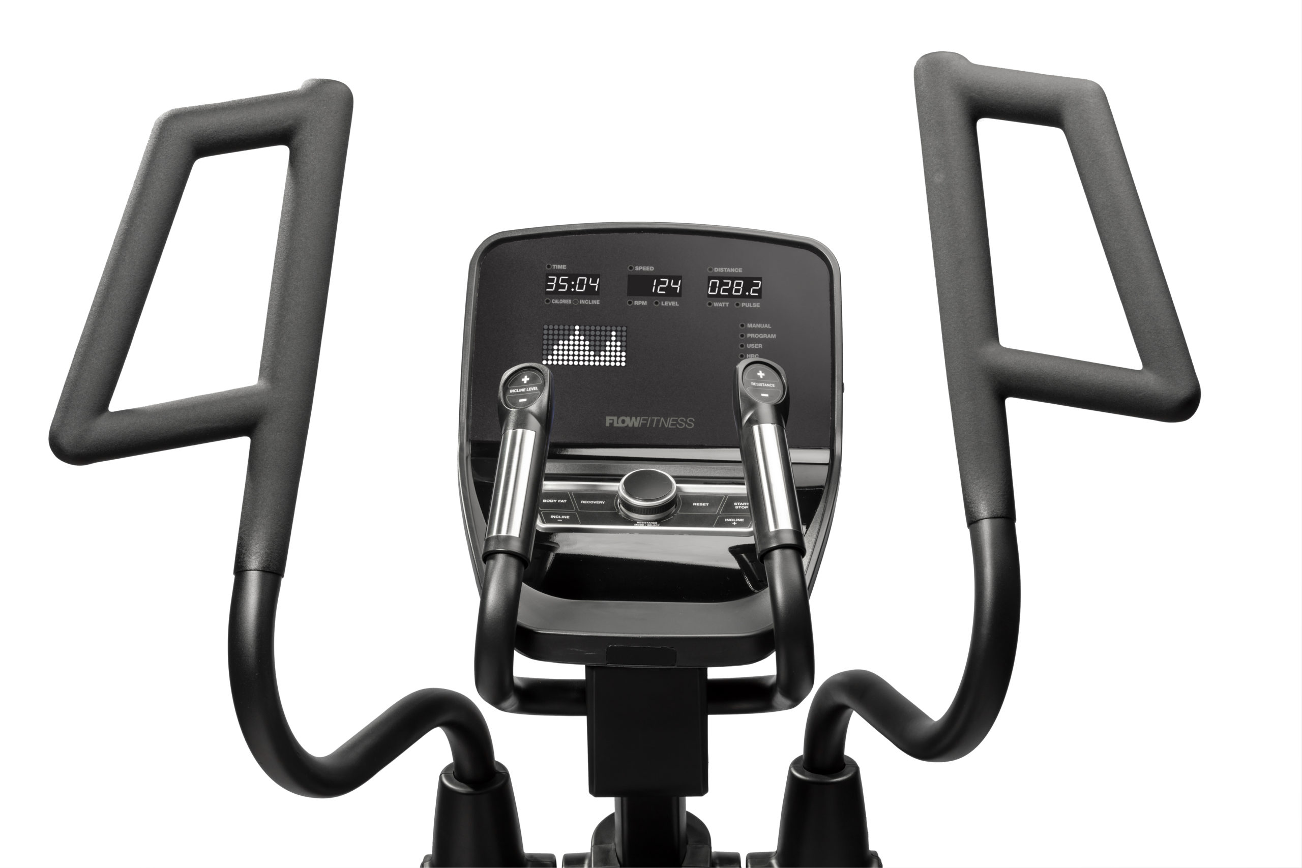 Flow Fitness Tabel Flow Fitness PRO CF5i crosstrainer front drive 5