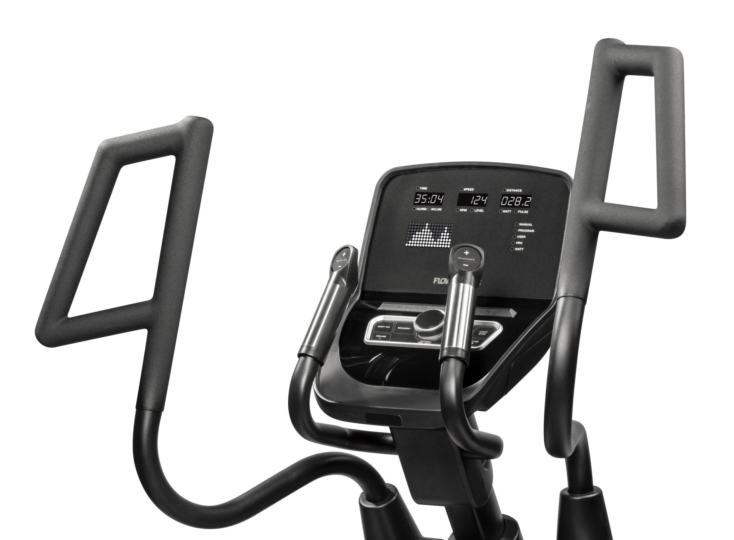 Flow Fitness Tabel Flow Fitness PRO CF5i crosstrainer front drive 4