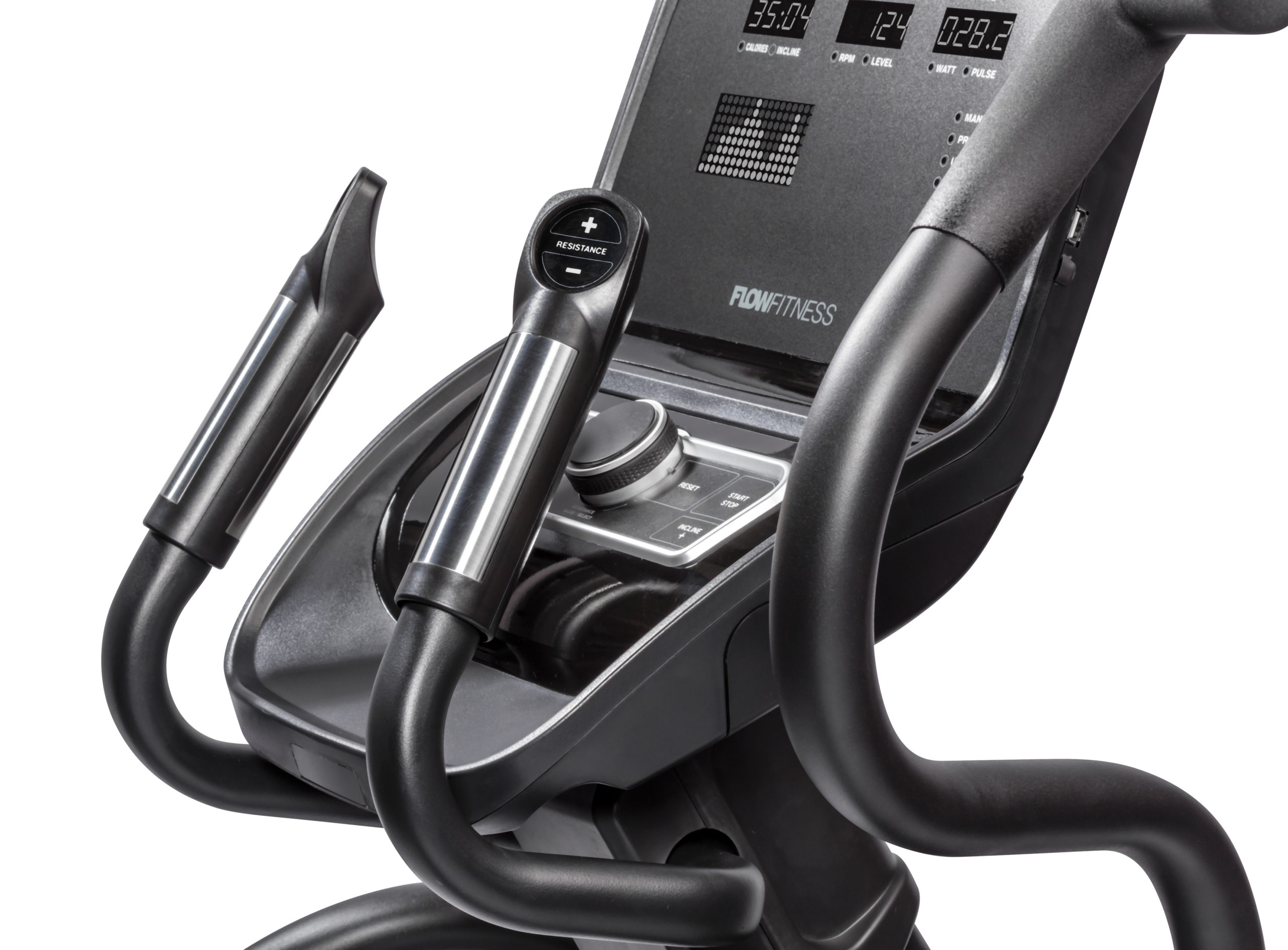 Flow Fitness Tabel Flow Fitness PRO CF5i crosstrainer front drive 12
