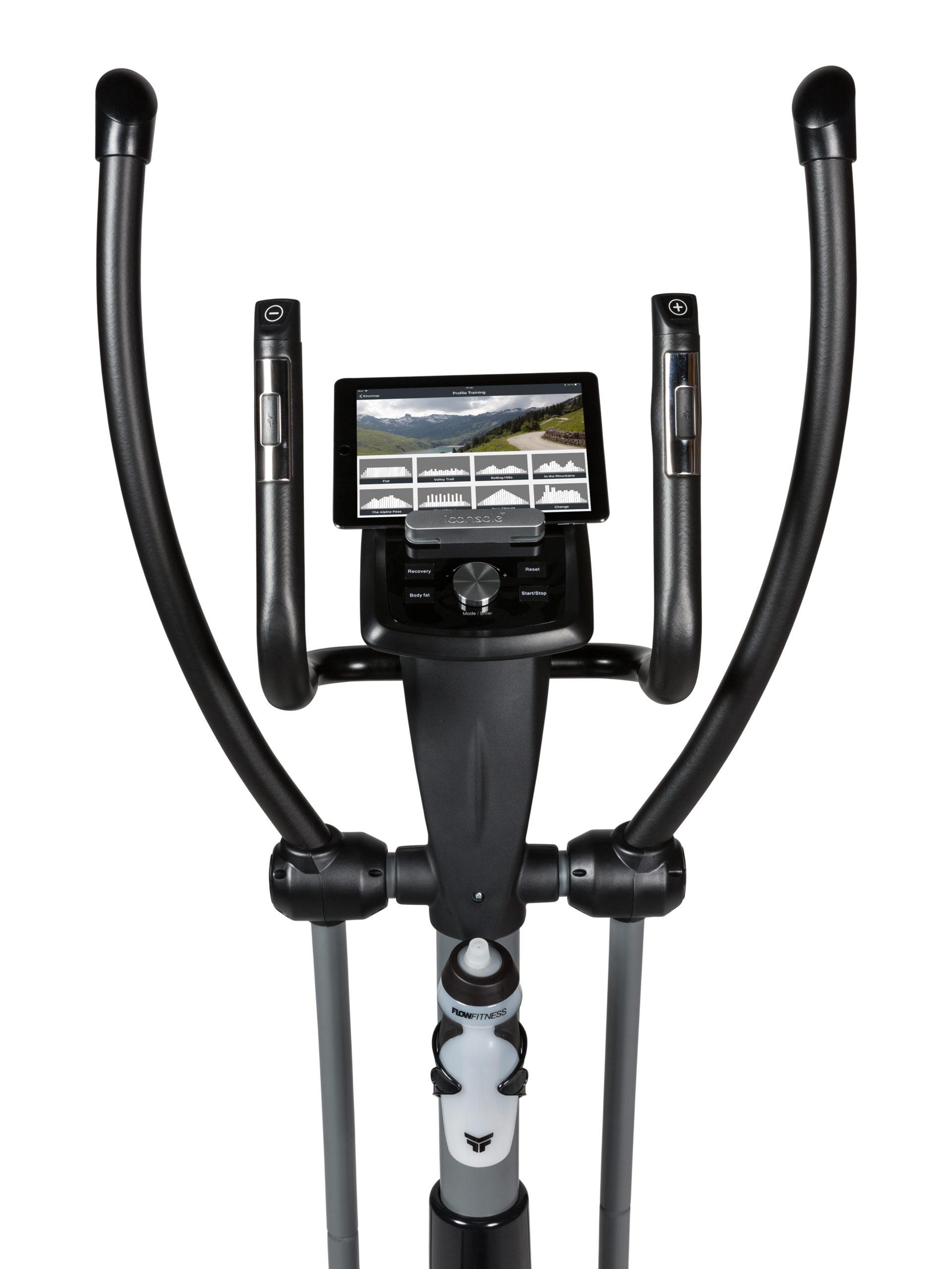 Flow Fitness Tabel Glider DCT2000i crosstrainer 10