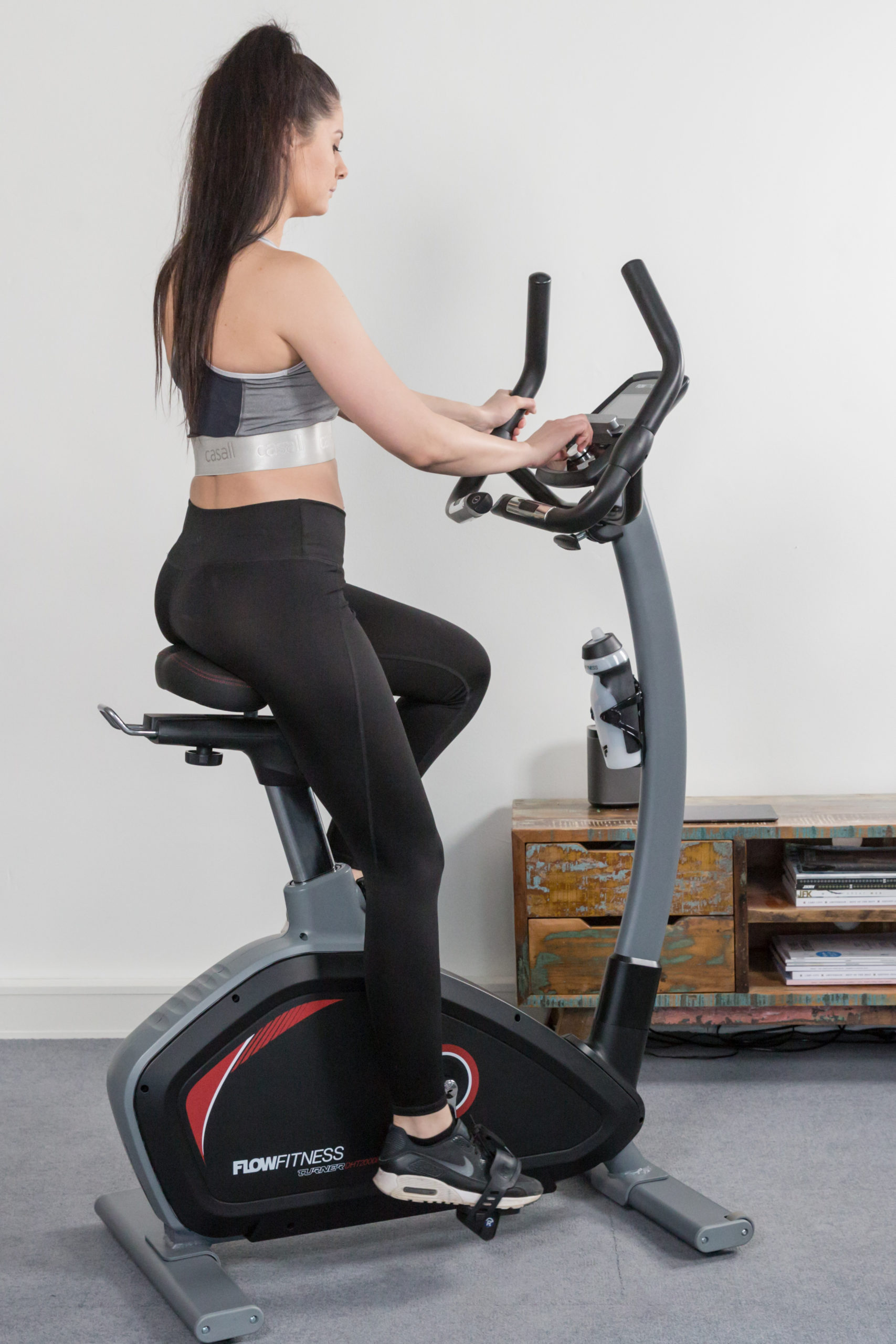 Flow Fitness Tabel Turner DHT2000i Hometrainer 3