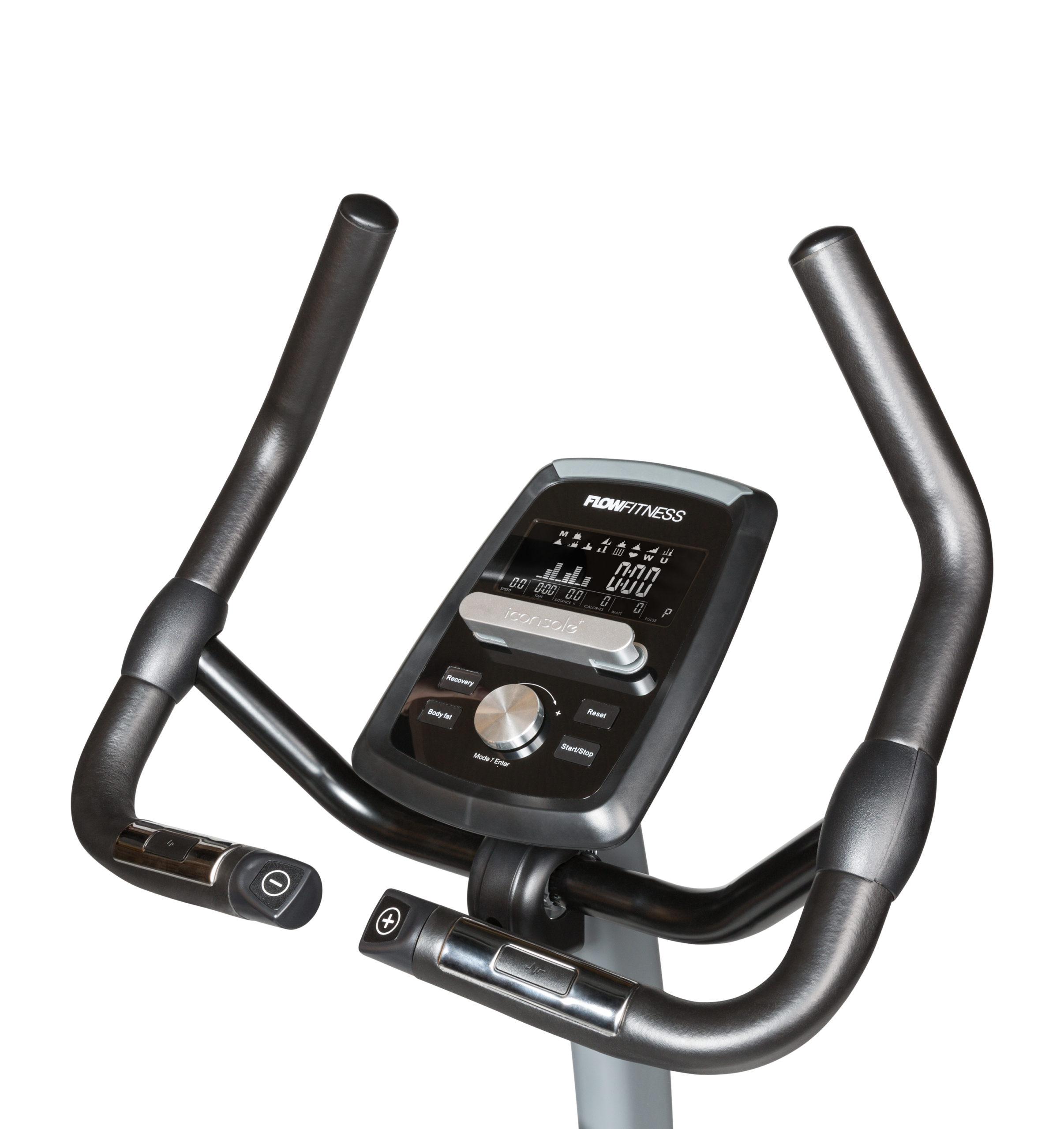 Flow Fitness Tabel Turner DHT2000i Hometrainer 4