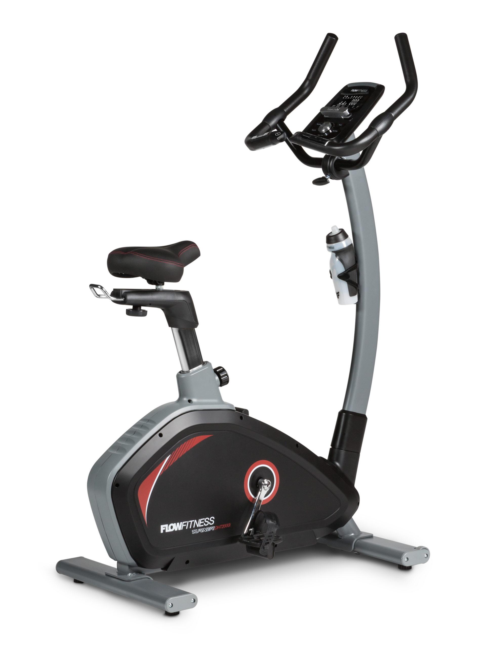 Flow Fitness Tabel Turner DHT2000i Hometrainer 13