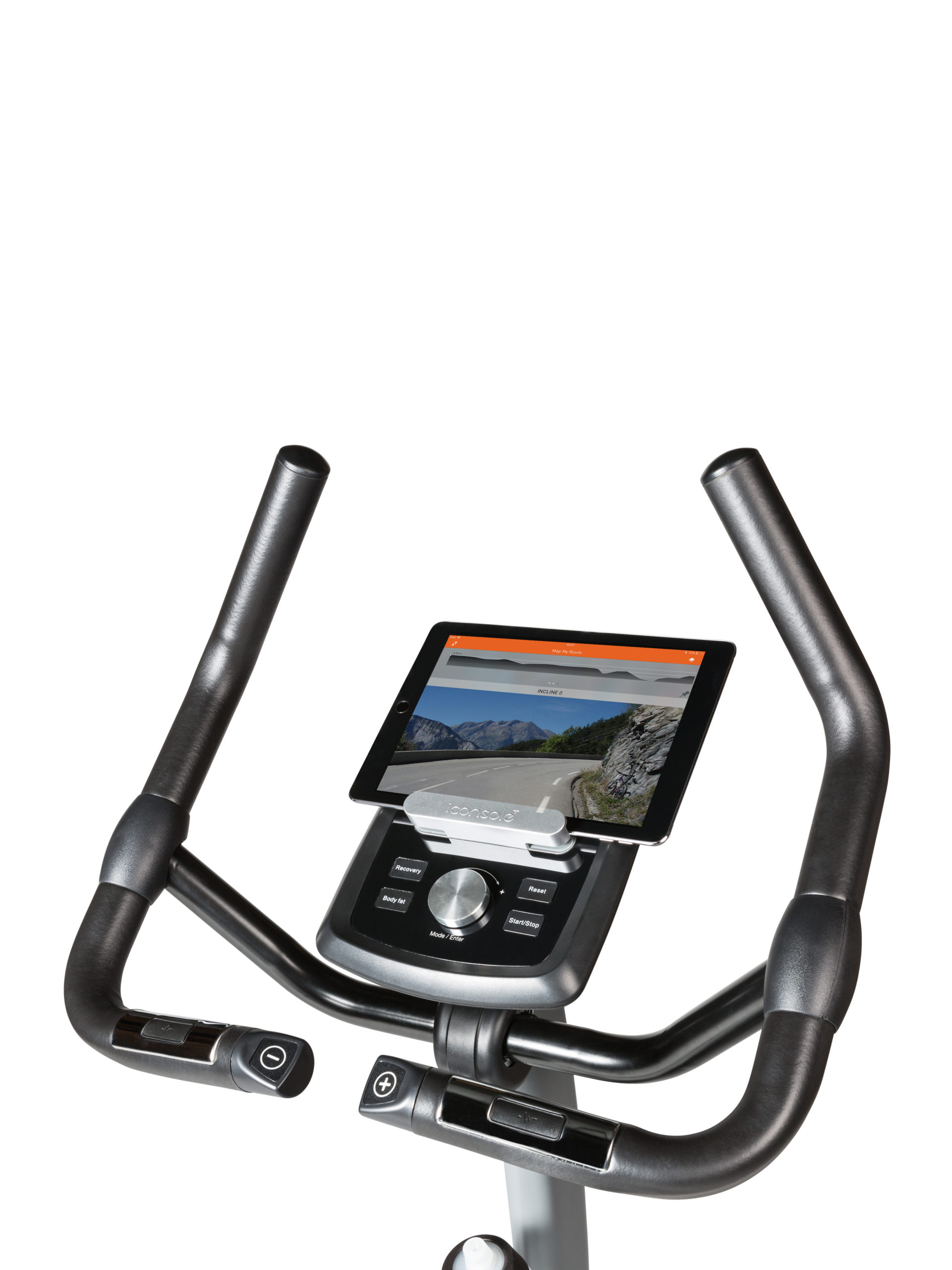 Flow Fitness Tabel Turner DHT2000i Hometrainer 7
