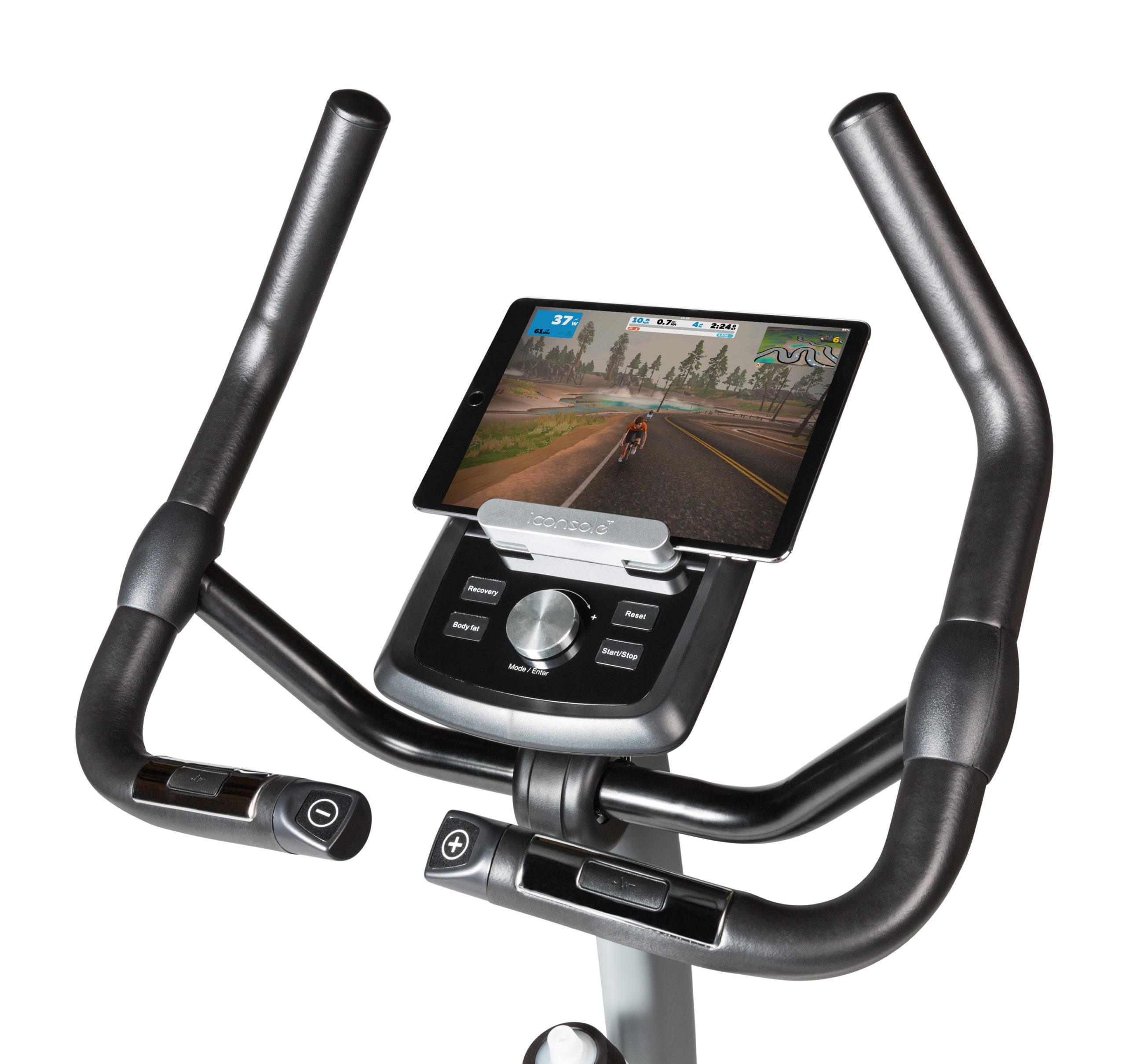 Flow Fitness Tabel Turner DHT2000i Hometrainer 17