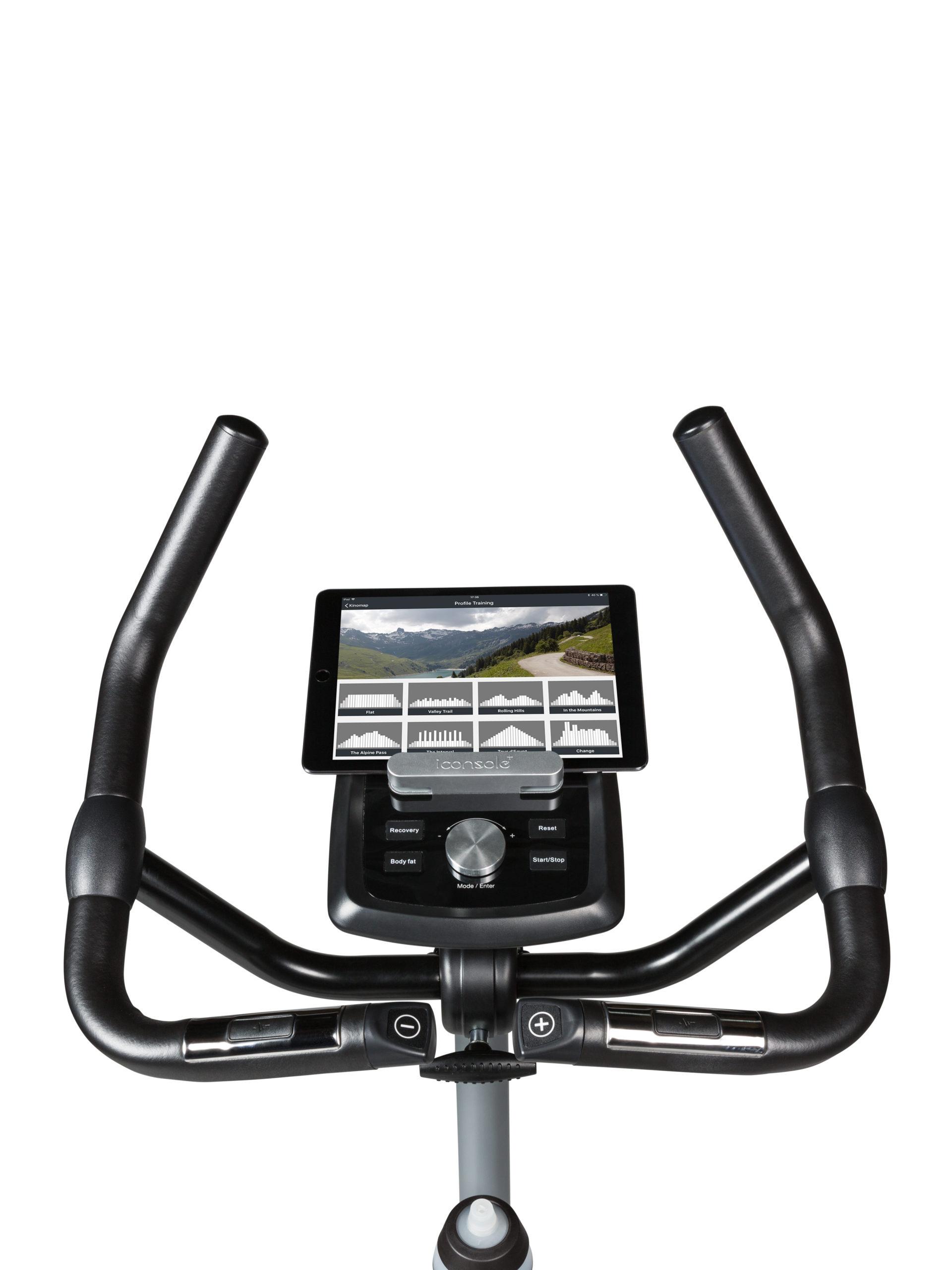 Flow Fitness Tabel Turner DHT2000i Hometrainer 5