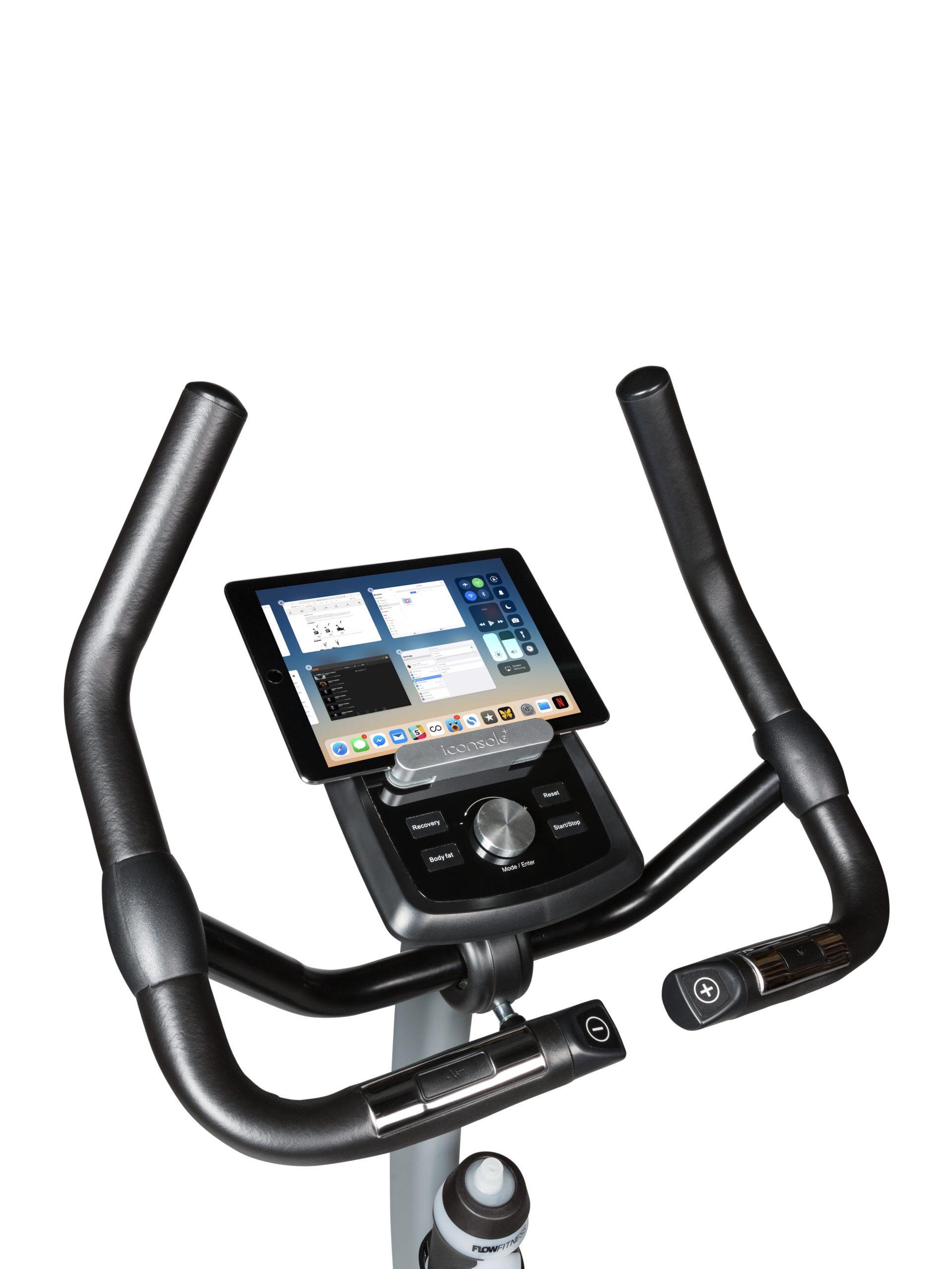 Flow Fitness Tabel Turner DHT2000i Hometrainer 6