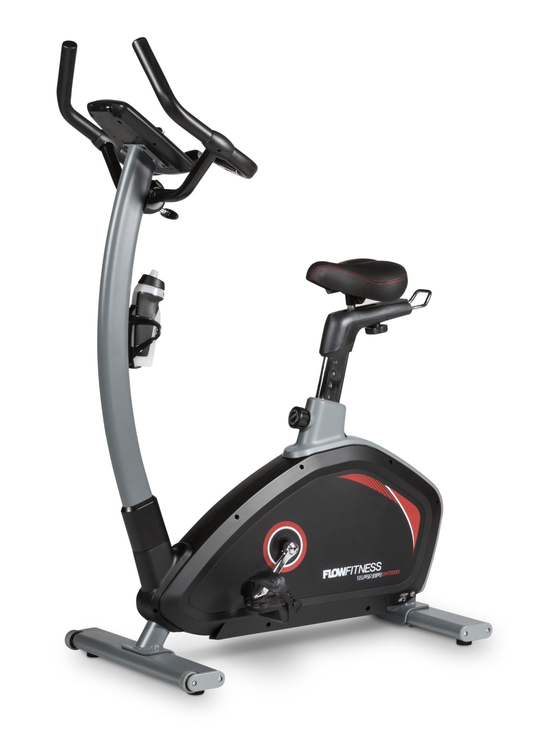 Flow Fitness Tabel Turner DHT2000i Hometrainer 12