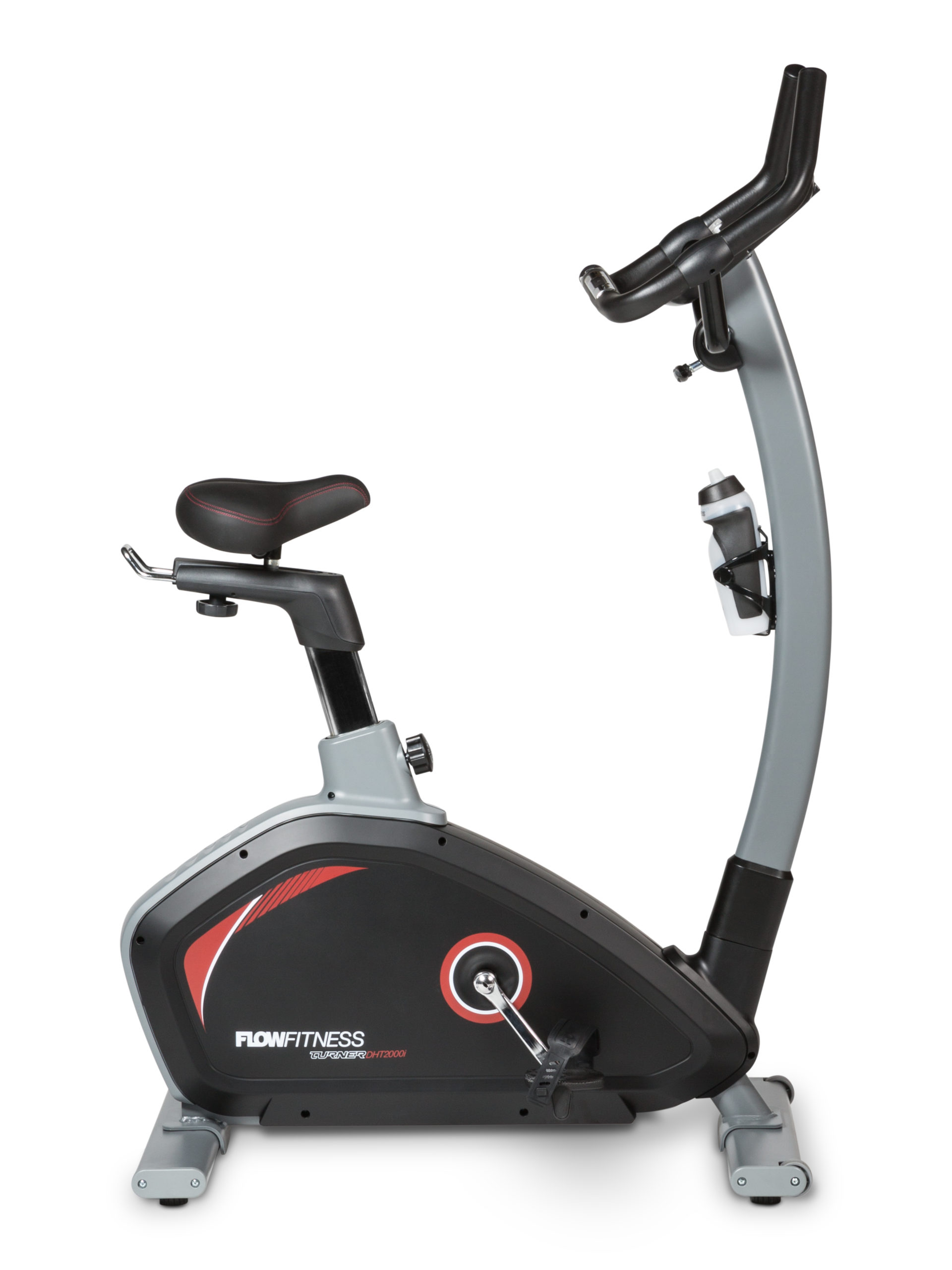 Flow Fitness Tabel Turner DHT2000i Hometrainer 16