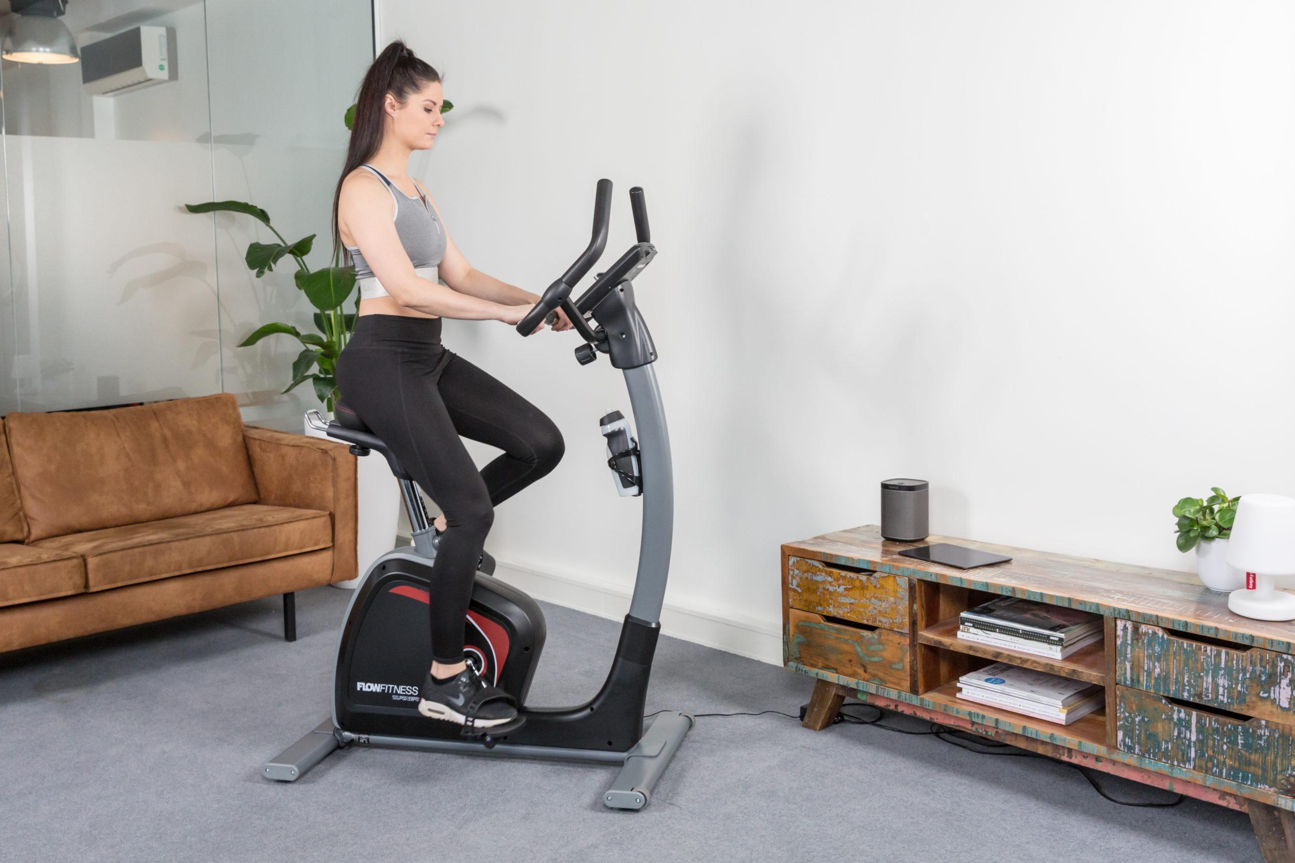 Flow Fitness Tabel Turner DHT2500i Hometrainer 12