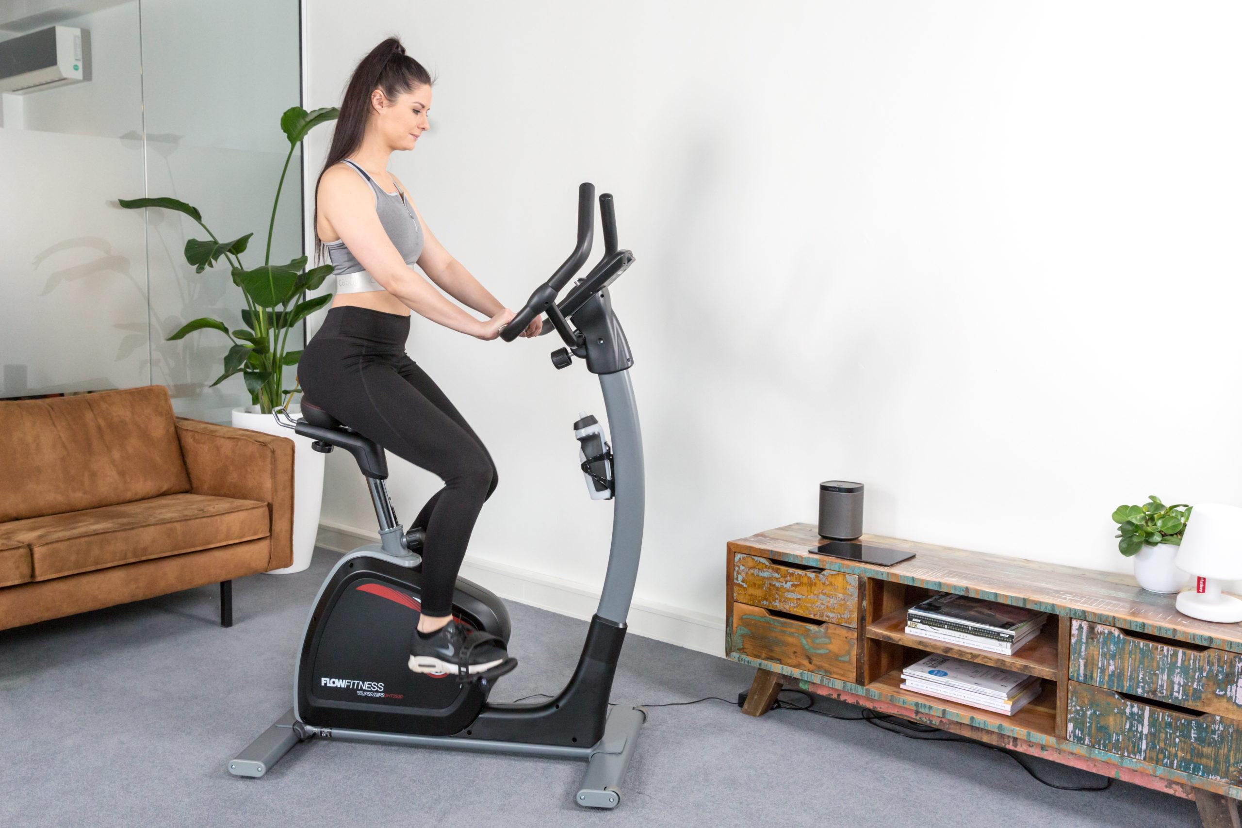 Flow Fitness Tabel Turner DHT2500i Hometrainer 15
