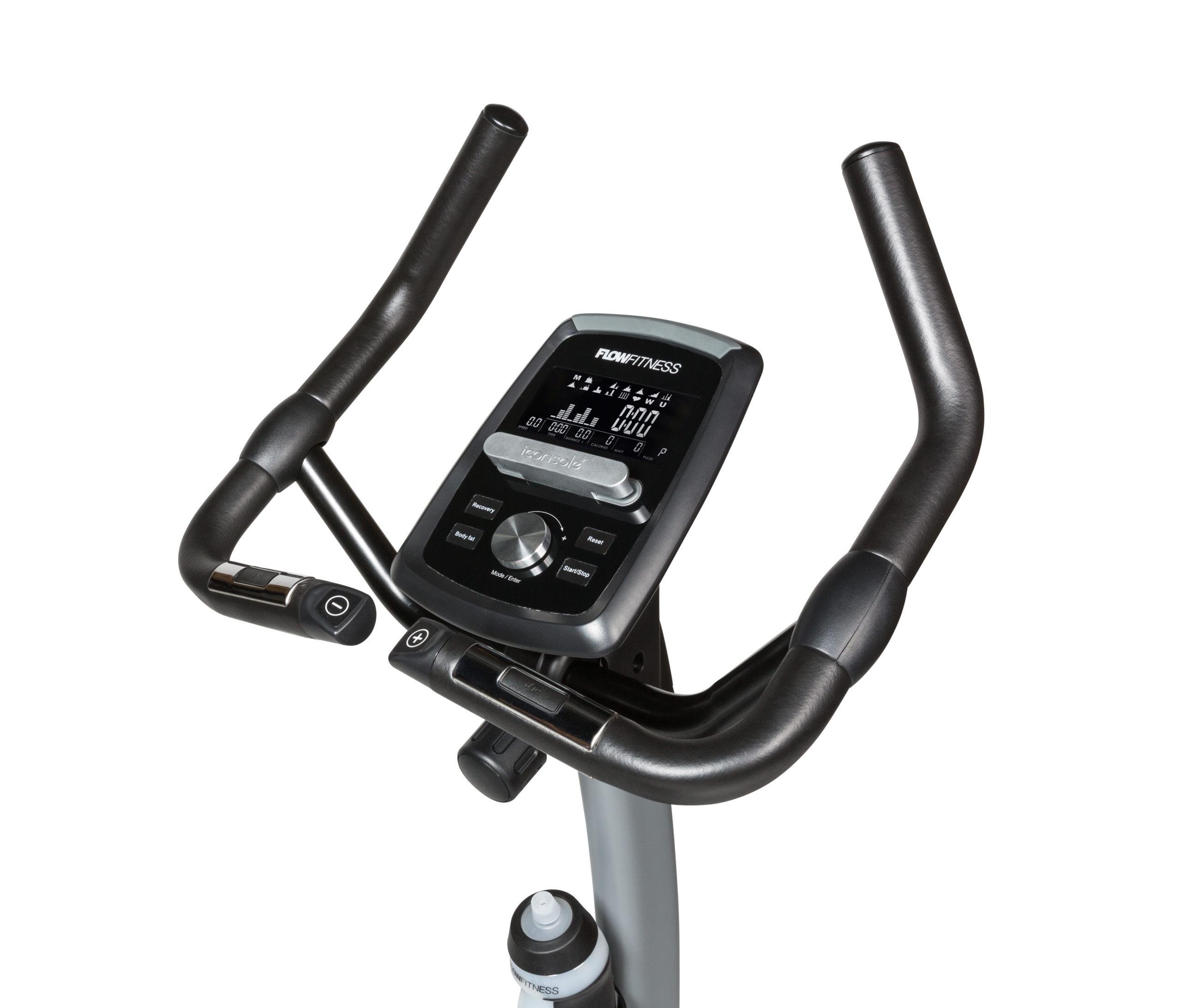 Flow Fitness Tabel Turner DHT2500i Hometrainer 19