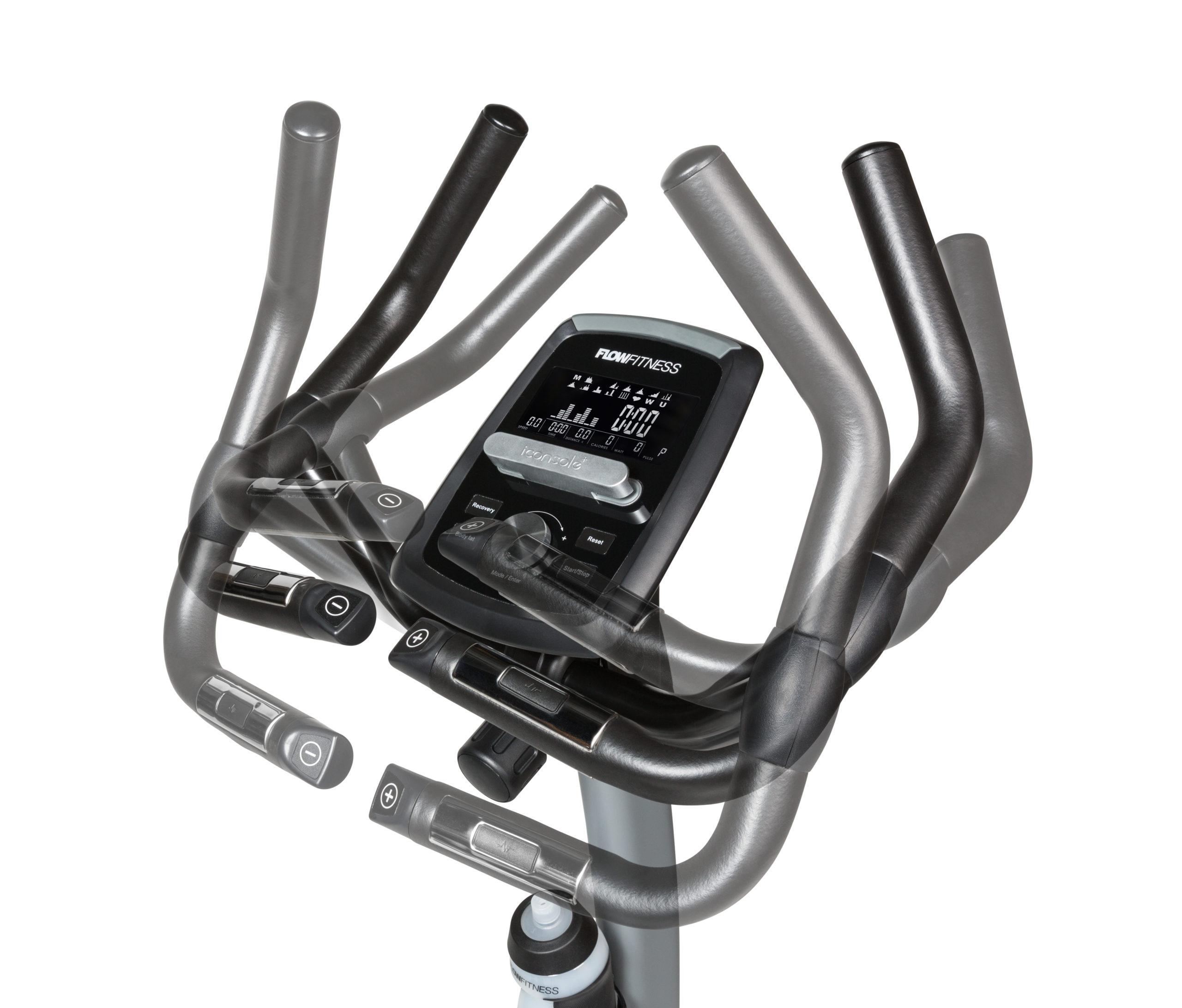 Flow Fitness Tabel Turner DHT2500i Hometrainer 18