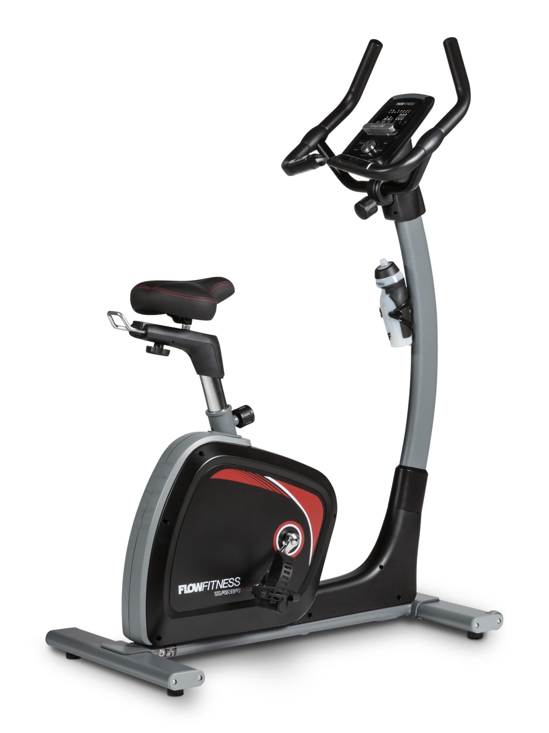 Flow Fitness Tabel Turner DHT2500i Hometrainer 1
