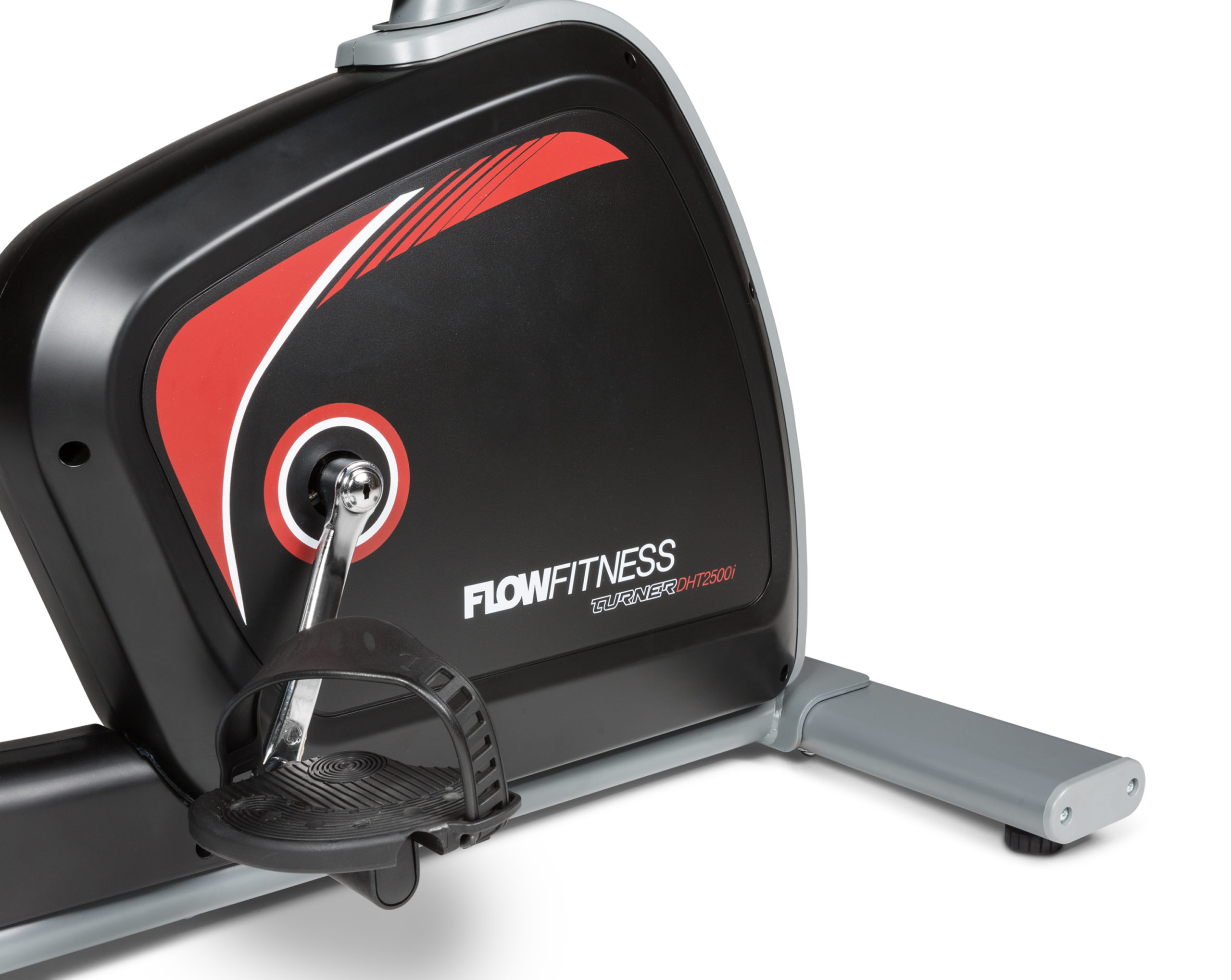 Flow Fitness Tabel Turner DHT2500i Hometrainer 2