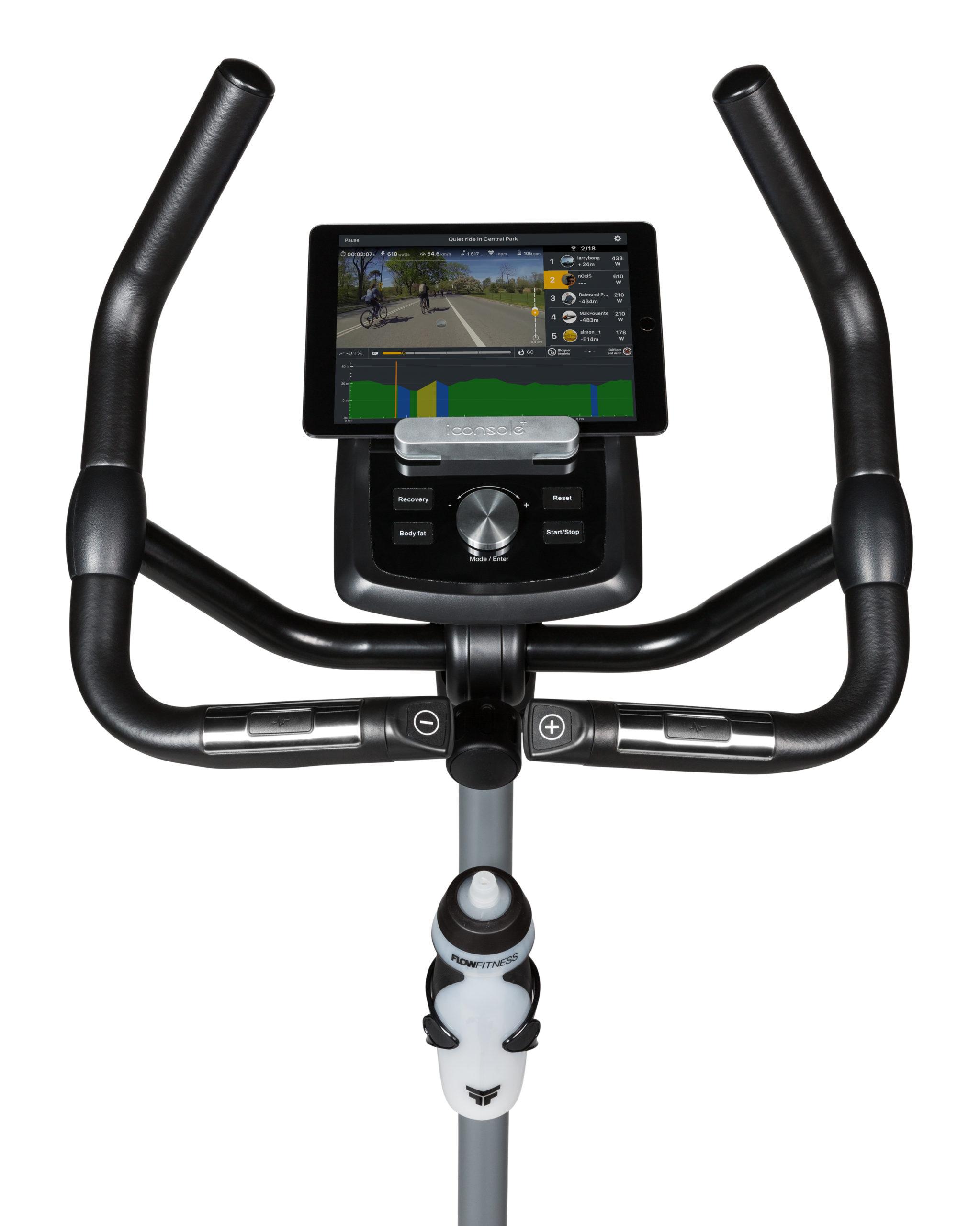 Flow Fitness Tabel Turner DHT2500i Hometrainer 5