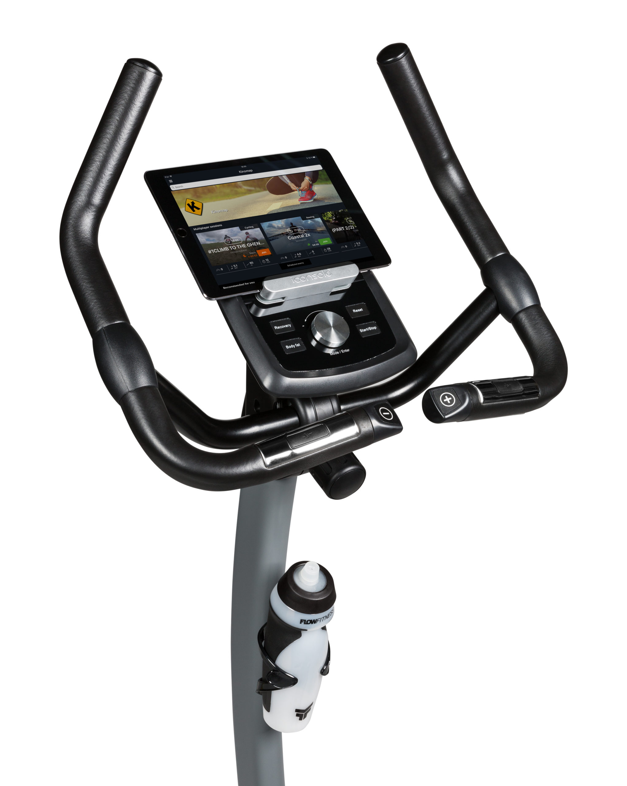 Flow Fitness Tabel Turner DHT2500i Hometrainer 8