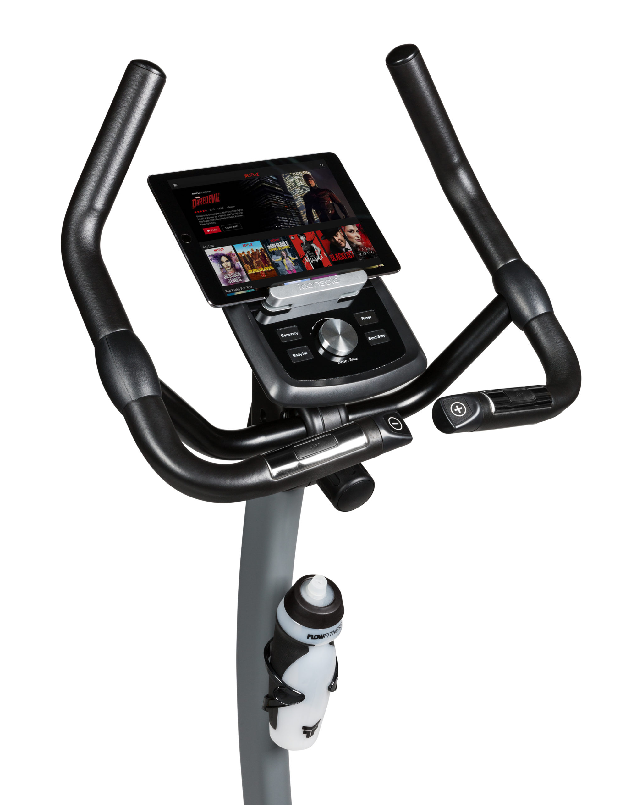 Flow Fitness Tabel Turner DHT2500i Hometrainer 9