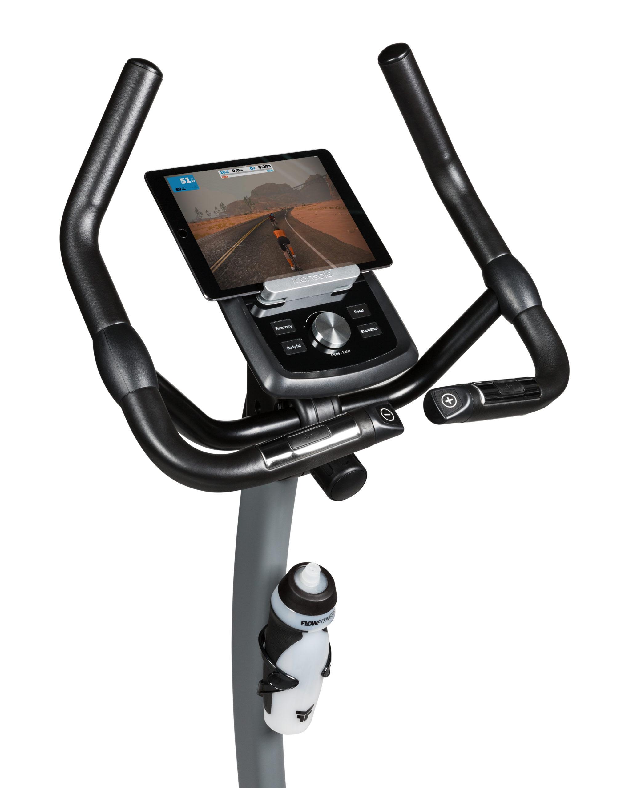 Flow Fitness Tabel Turner DHT2500i Hometrainer 25