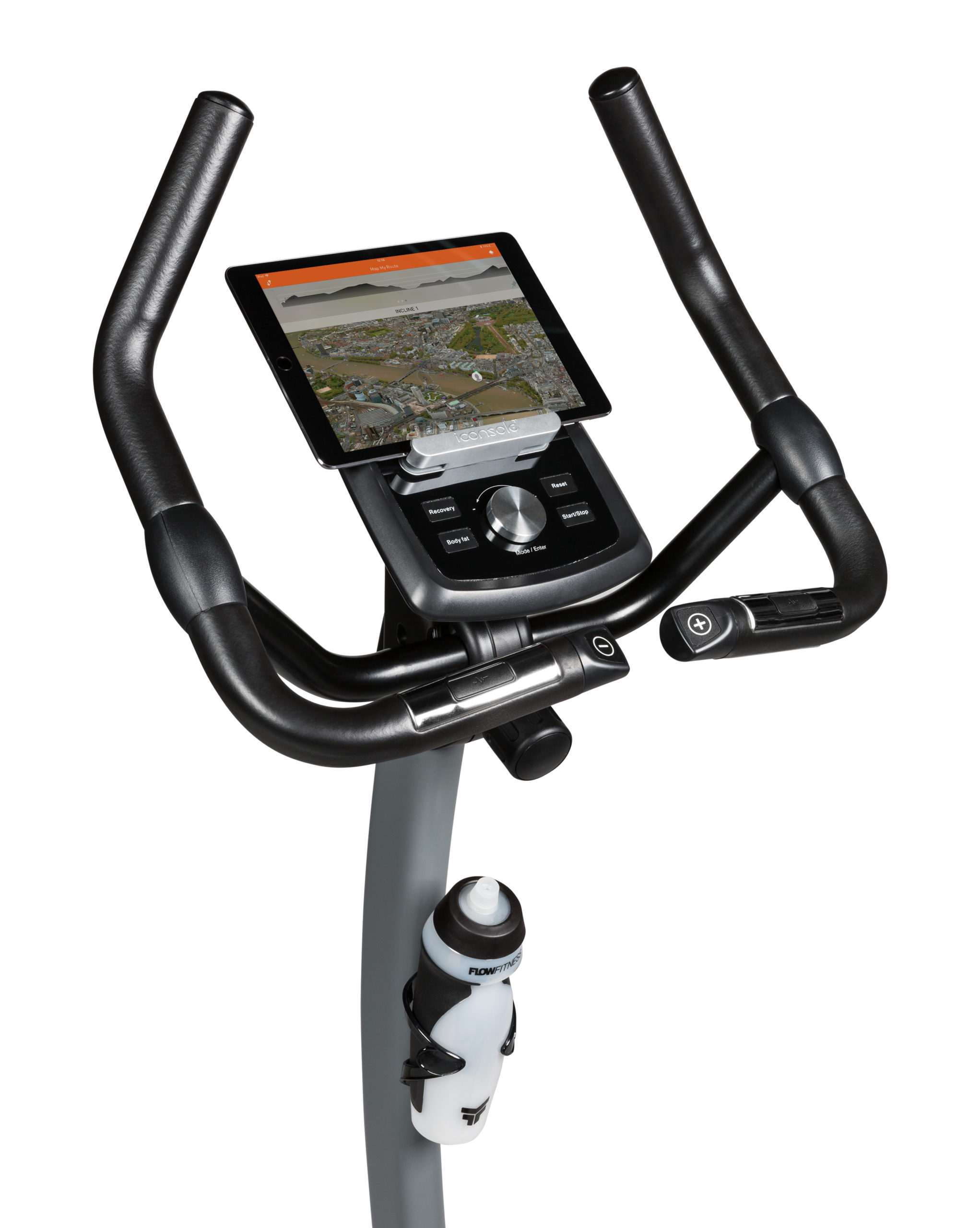 Flow Fitness Tabel Turner DHT2500i Hometrainer 7