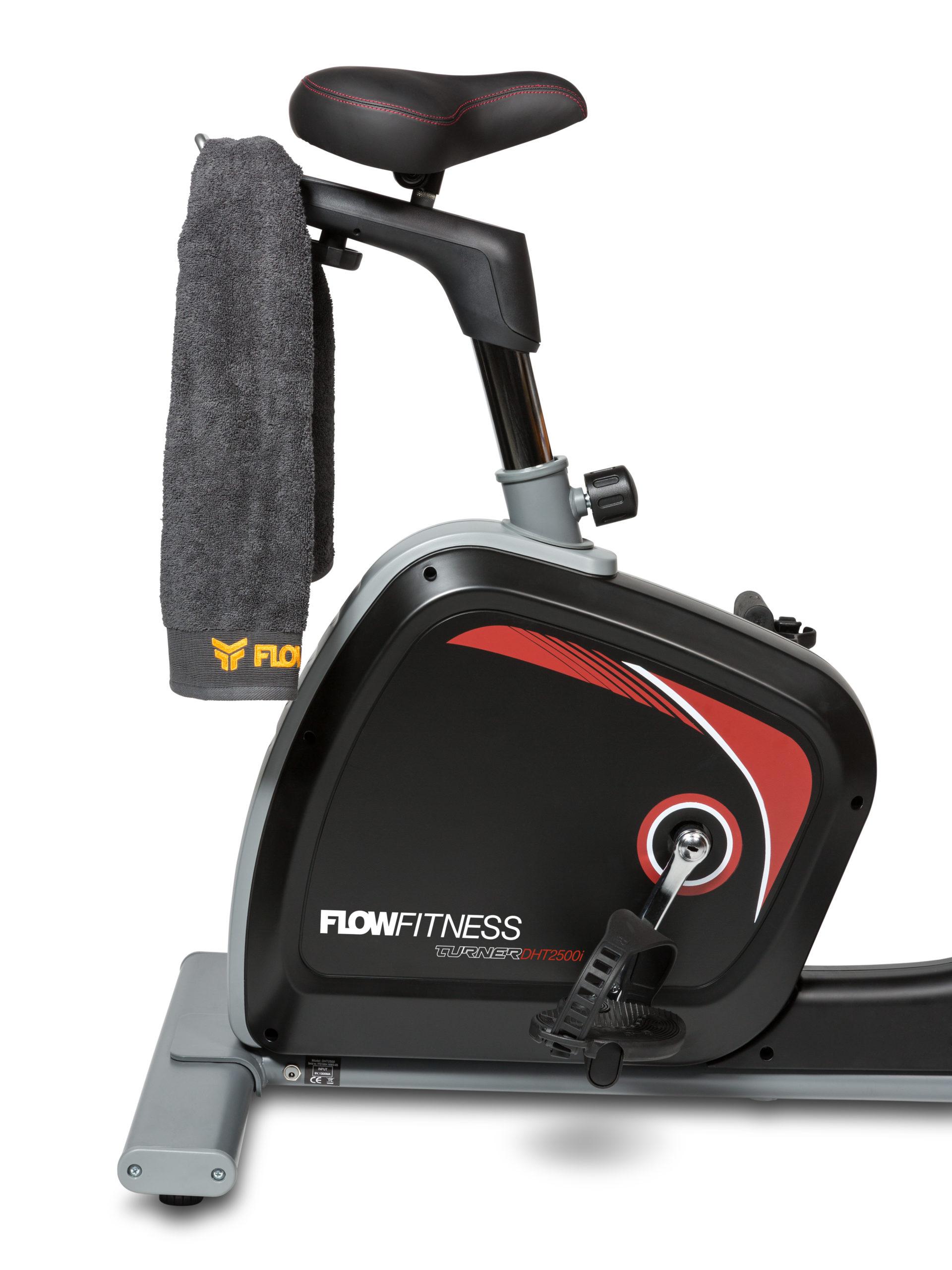 Flow Fitness Tabel Turner DHT2500i Hometrainer 11