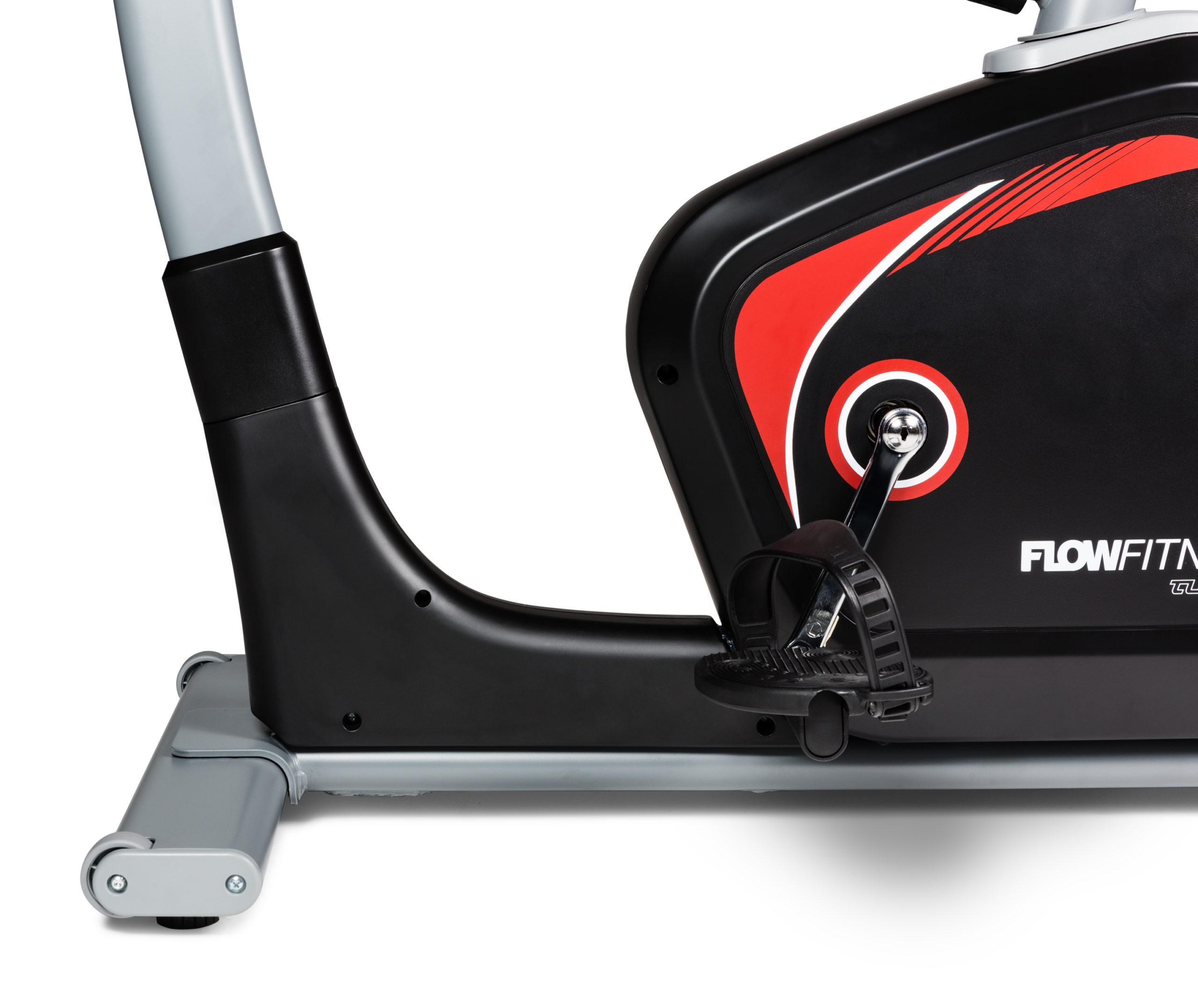 Flow Fitness Tabel Turner DHT2500i Hometrainer 10