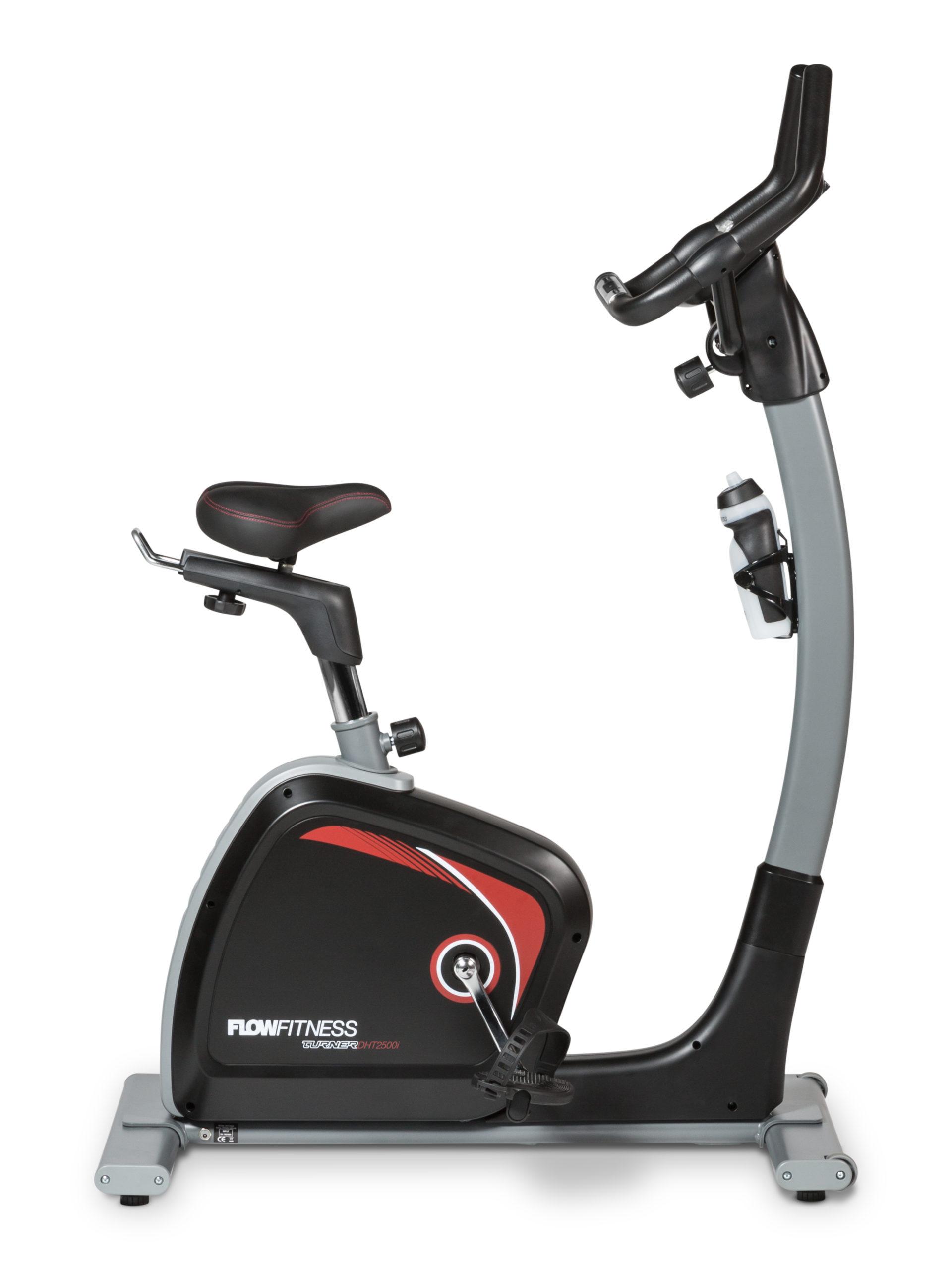 Flow Fitness Tabel Turner DHT2500i Hometrainer 24