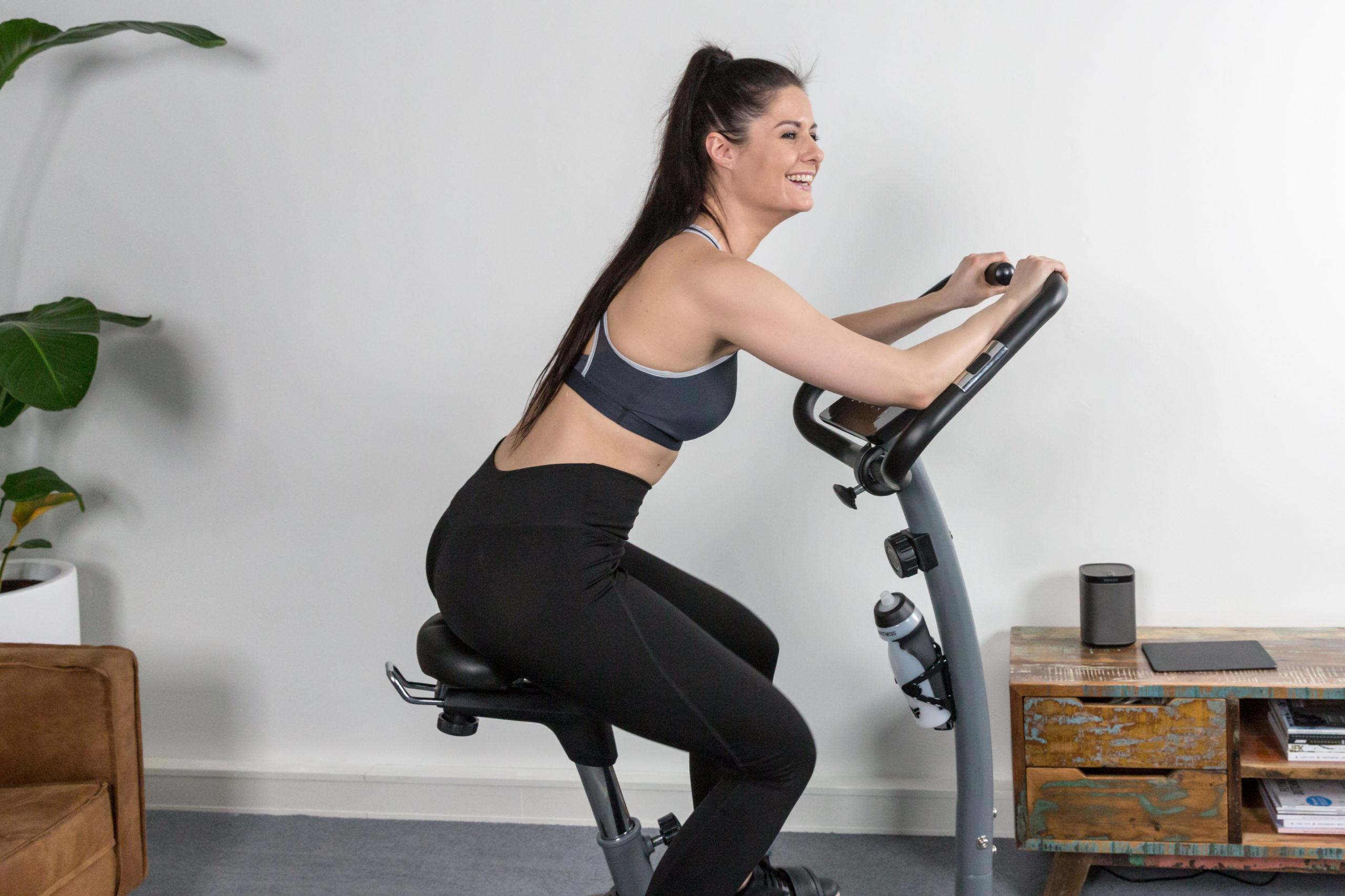 Flow Fitness Tabel Turner DHT500 Hometrainer 12