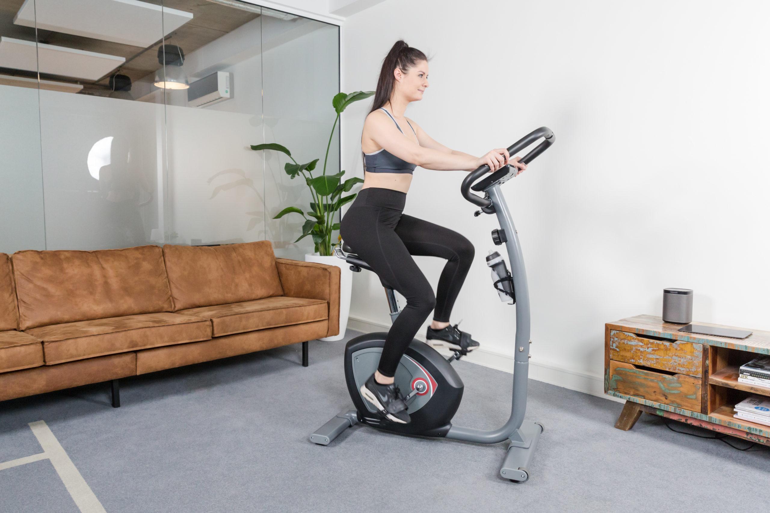 Flow Fitness Tabel Turner DHT500 Hometrainer 9
