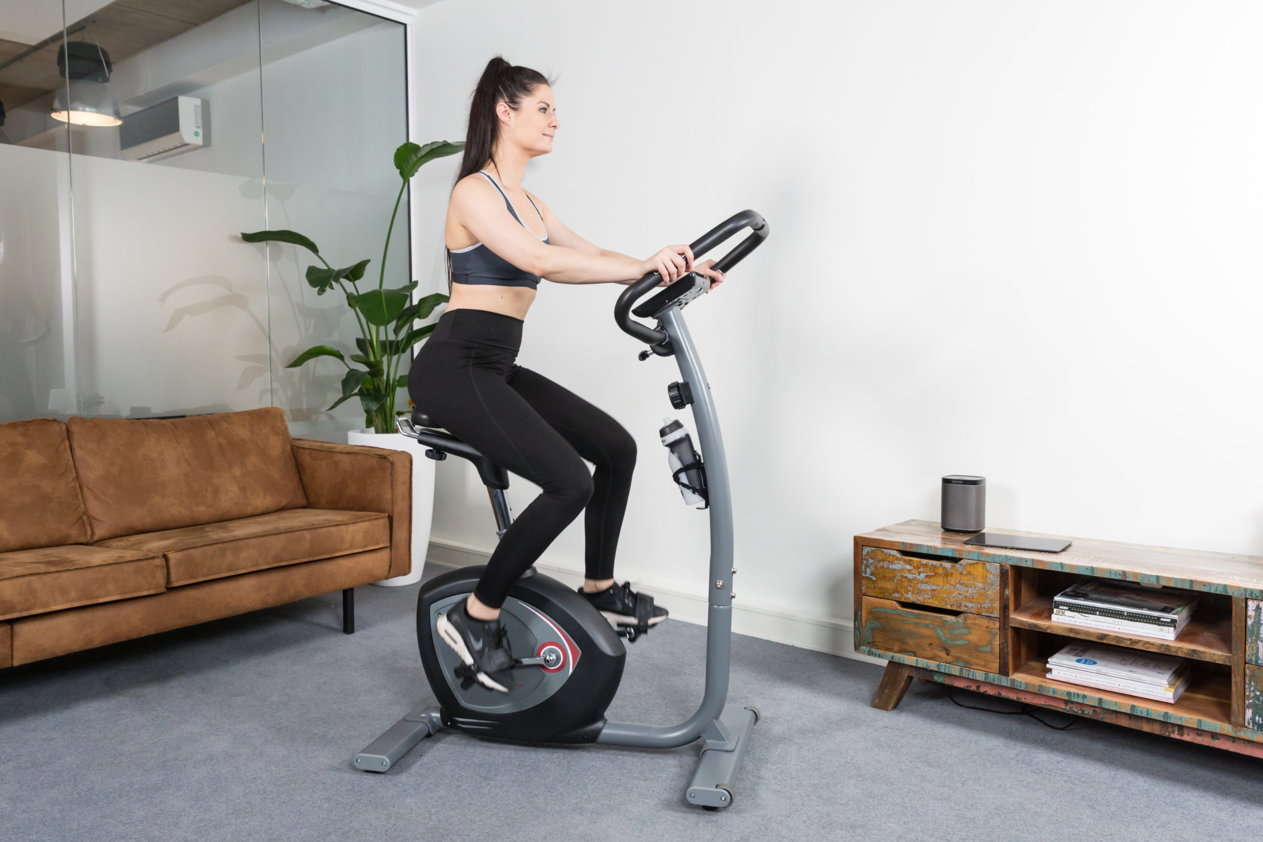 Flow Fitness Tabel Turner DHT500 Hometrainer 10
