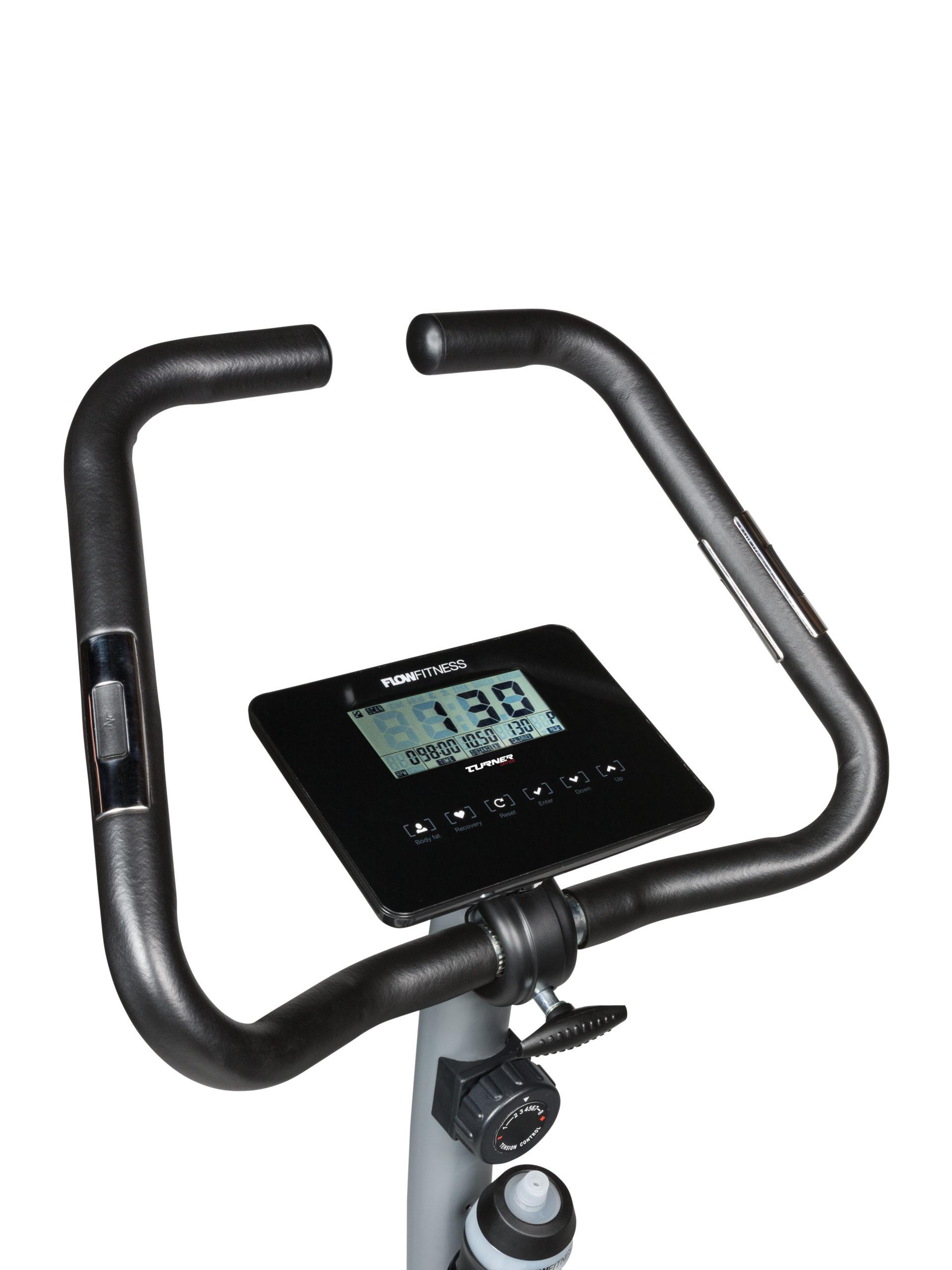 Flow Fitness Tabel Turner DHT500 Hometrainer 4