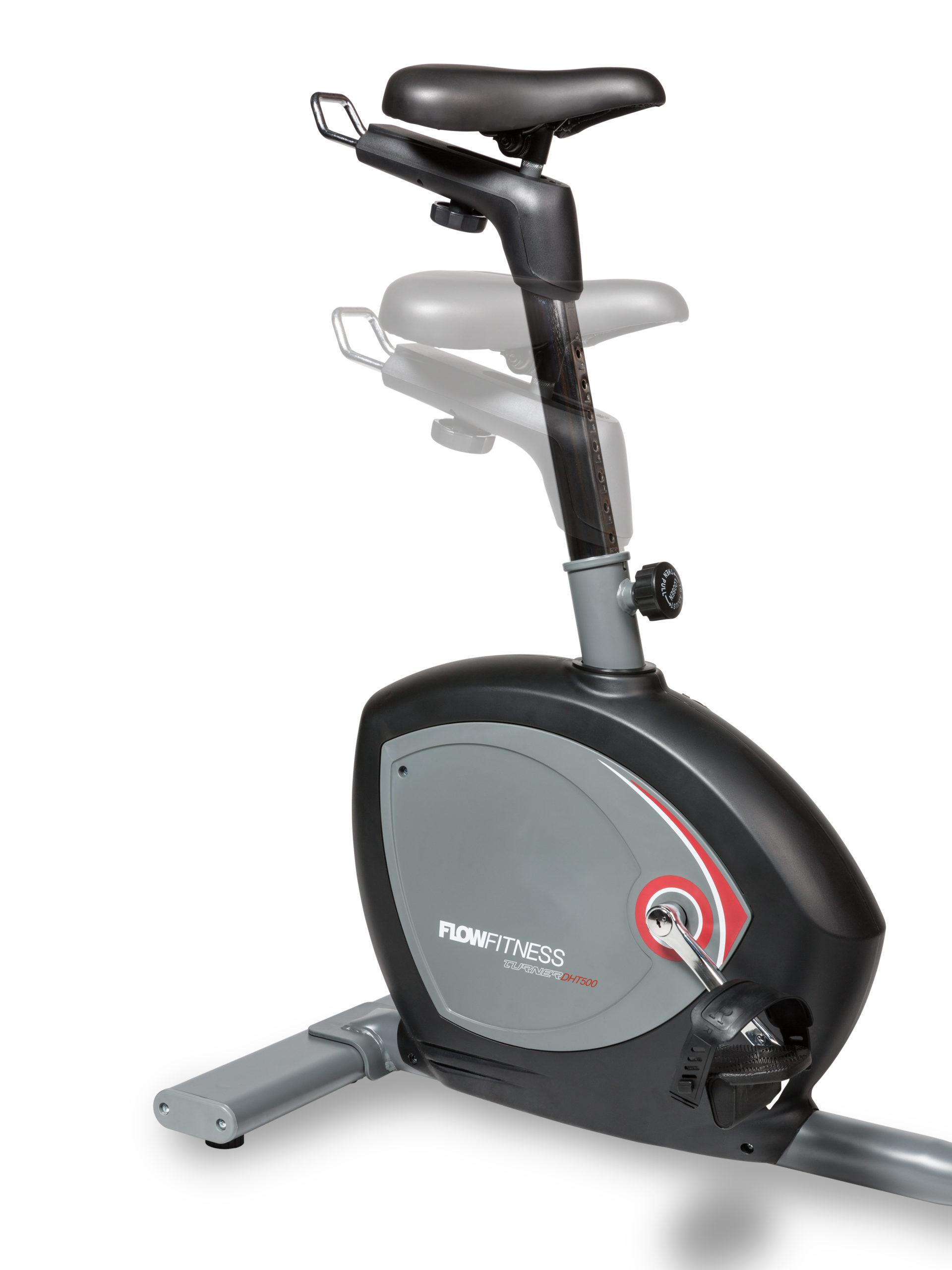 Flow Fitness Tabel Turner DHT500 Hometrainer 17