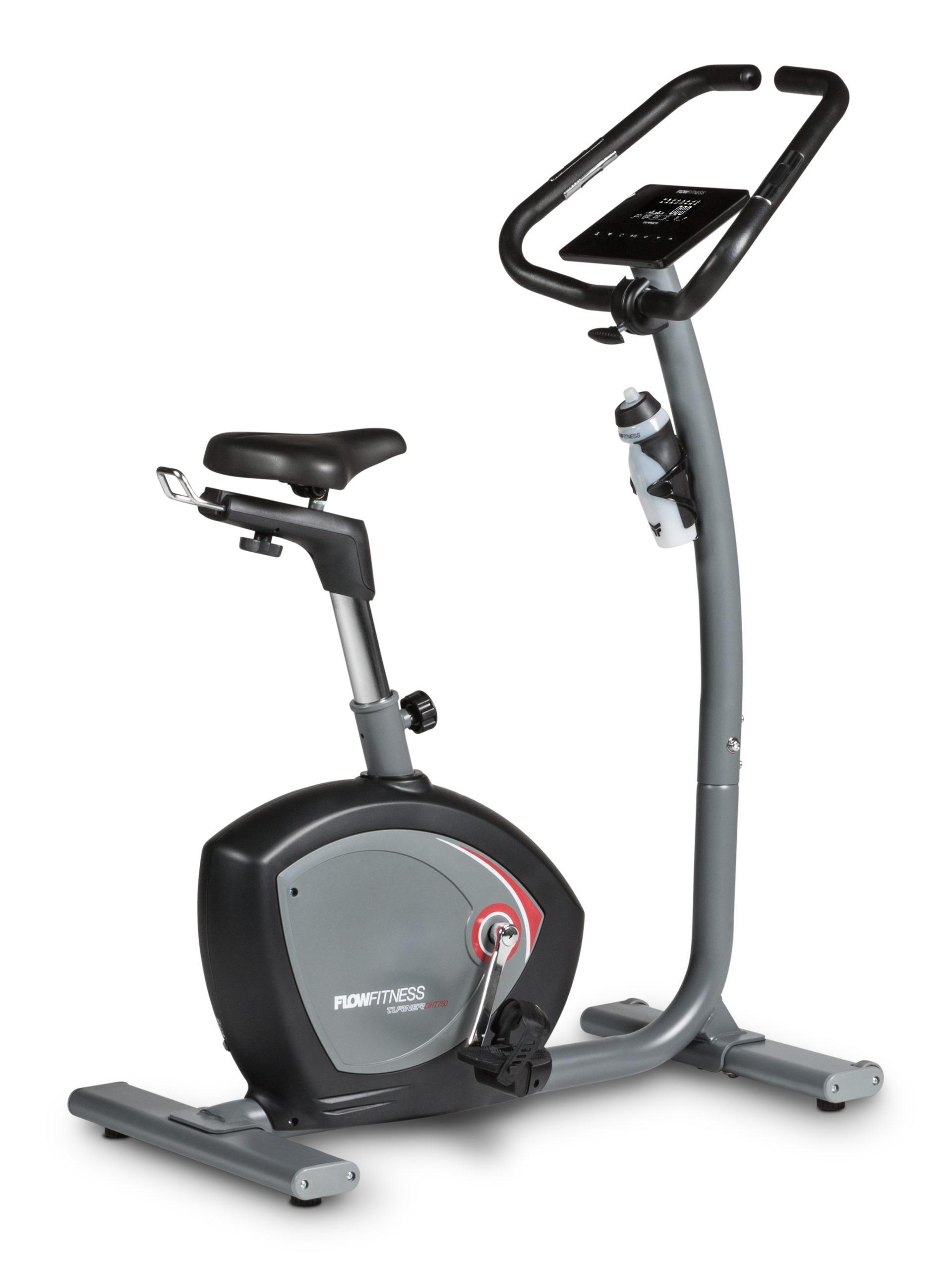Flow Fitness Tabel Turner DHT750 Hometrainer 1